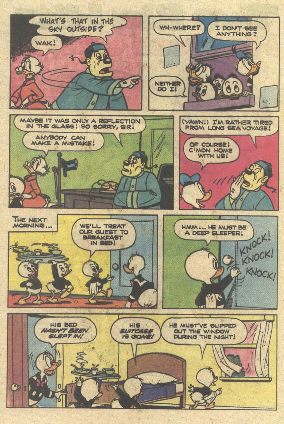 Read online Uncle Scrooge (1953) comic -  Issue #166 - 8