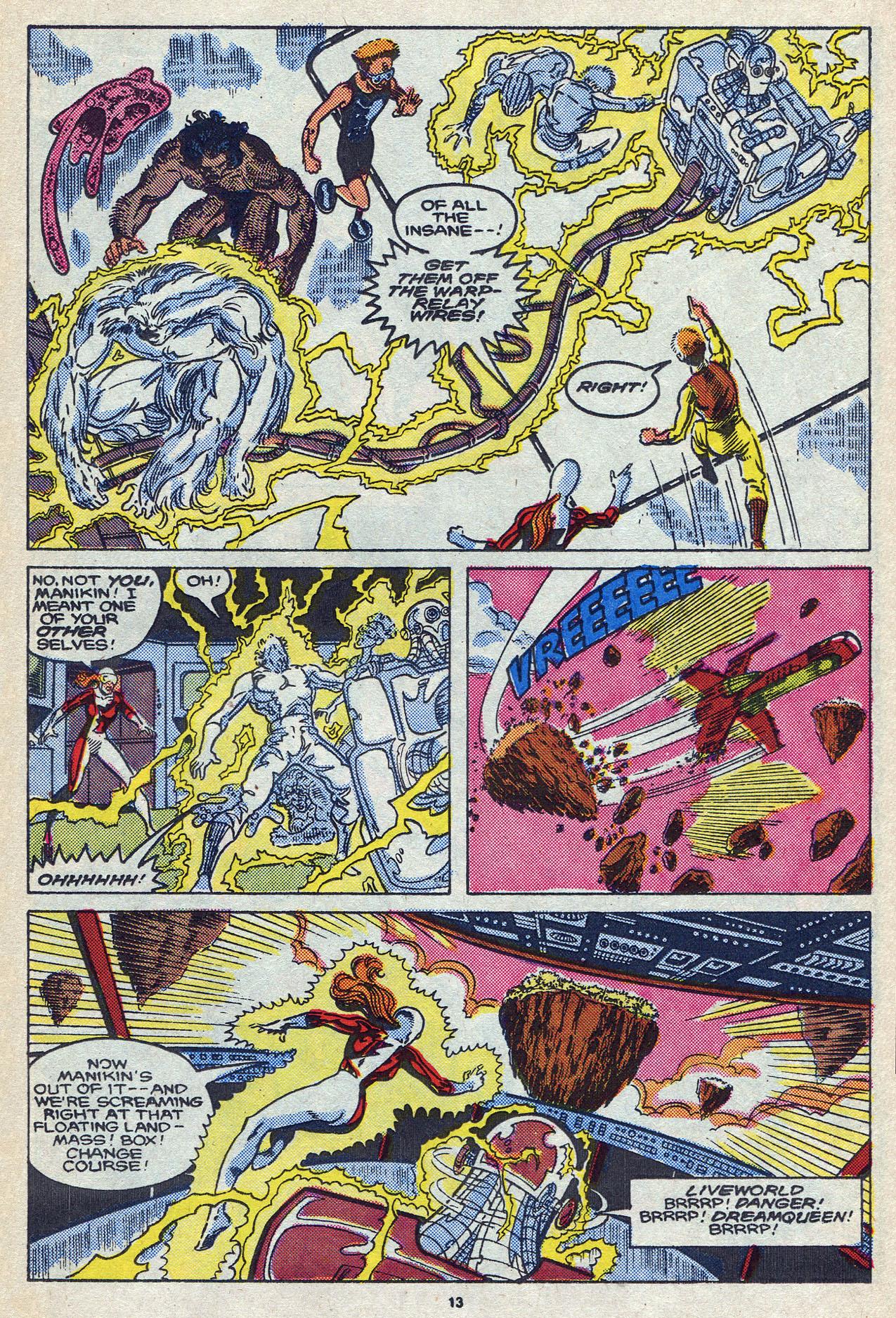 Read online Alpha Flight (1983) comic -  Issue #58 - 15