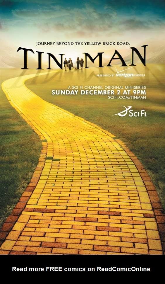 Tin Man Full Page 1