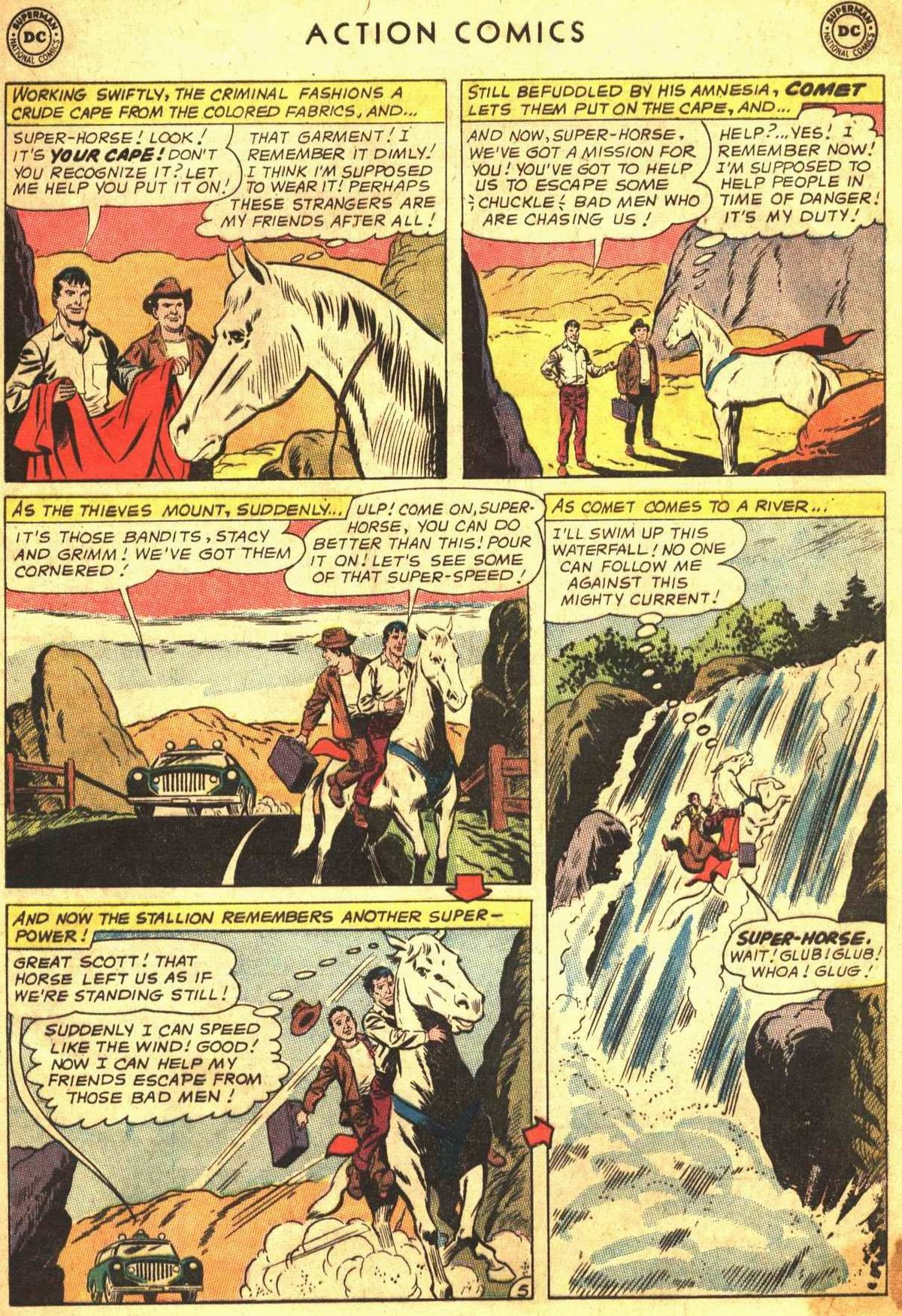 Read online Action Comics (1938) comic -  Issue #300 - 25