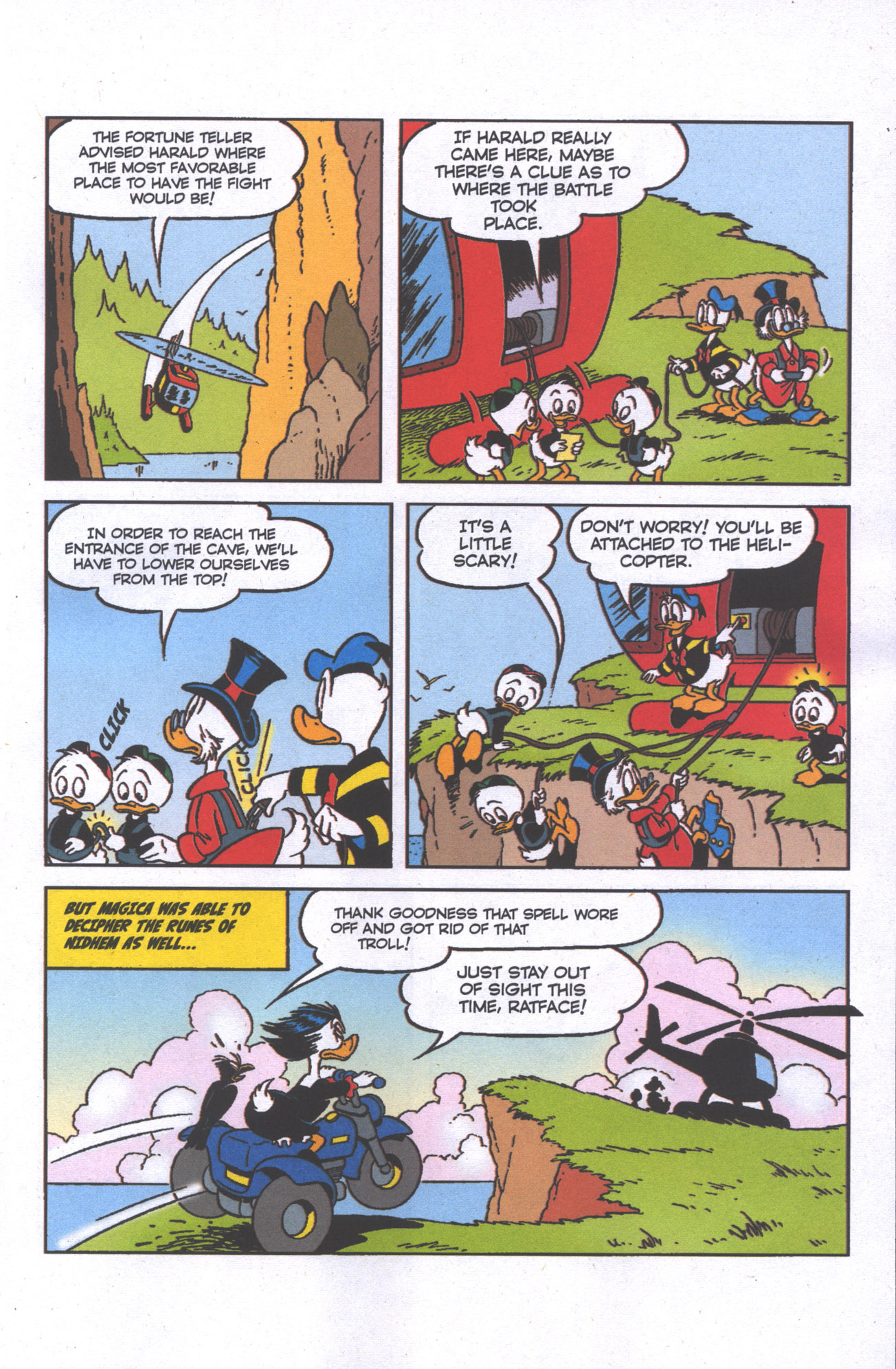 Read online Uncle Scrooge (1953) comic -  Issue #386 - 12