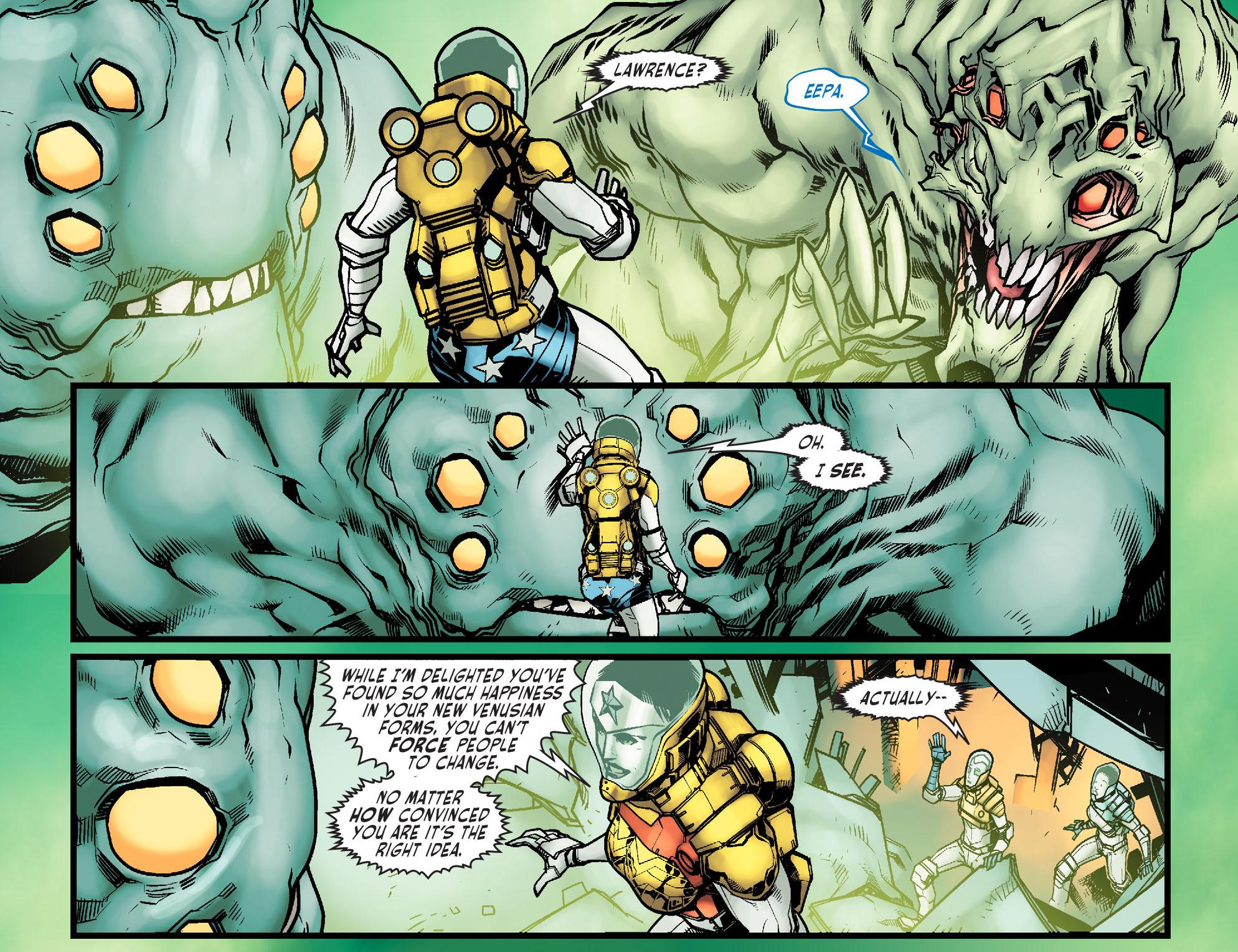 Read online Sensation Comics Featuring Wonder Woman comic -  Issue #21 - 19