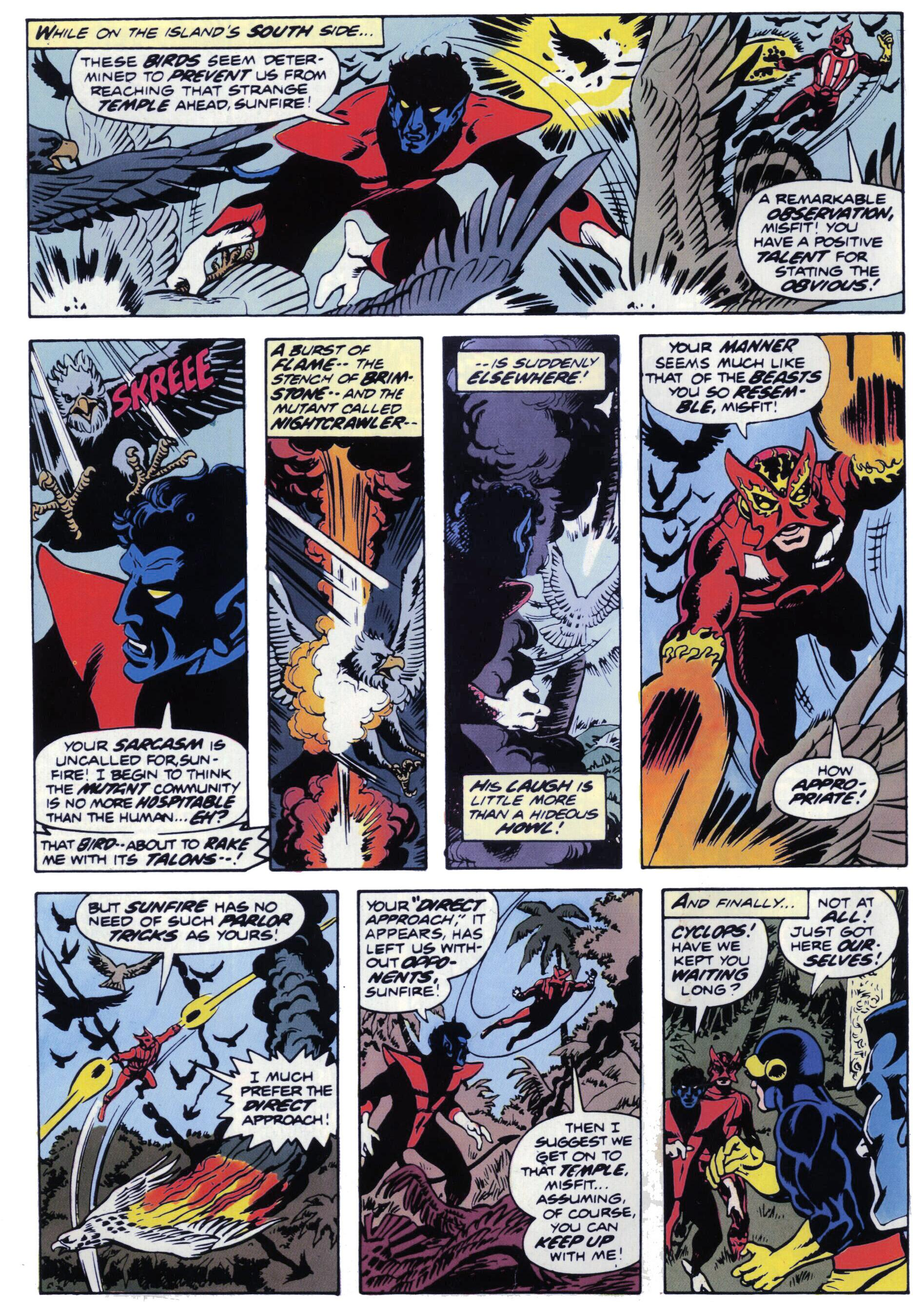 Read online Giant-Size X-Men comic -  Issue #1 - 27