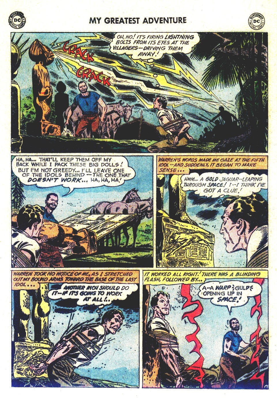 My Greatest Adventure (1955) issue 67 - Page 8