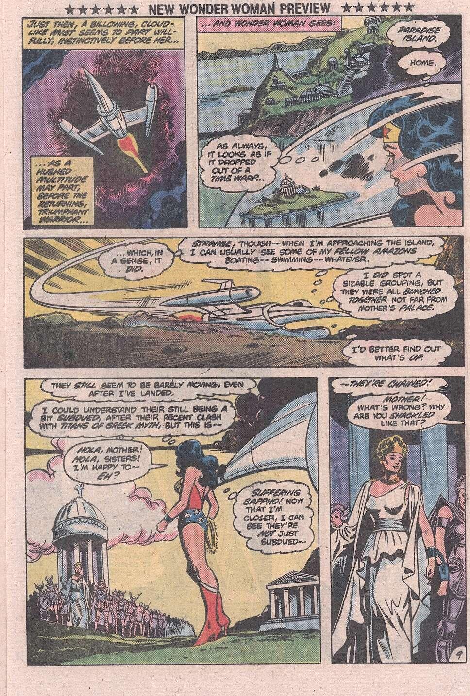 Read online Wonder Woman (1942) comic -  Issue #287b - 10