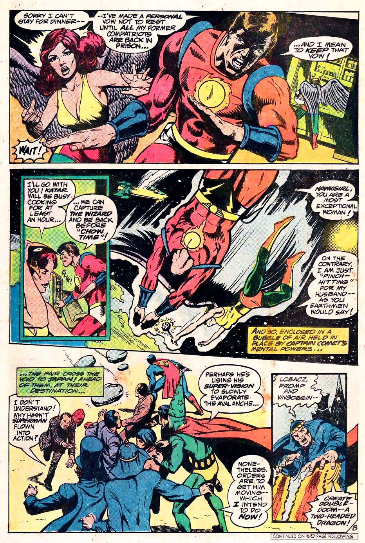 Read online Secret Society of Super-Villains comic -  Issue #7 - 9