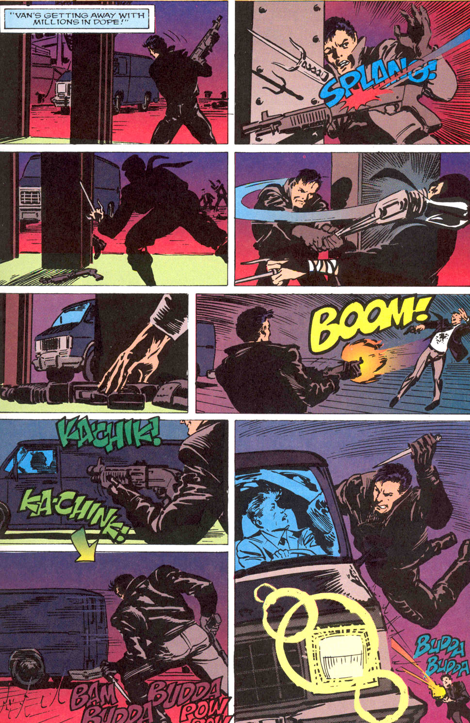 The Punisher Movie Special issue Full - Page 31