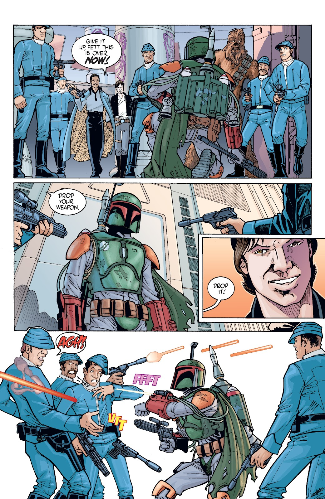 Read online Star Wars Legends: Infinities - Epic Collection comic -  Issue # TPB (Part 2) - 29