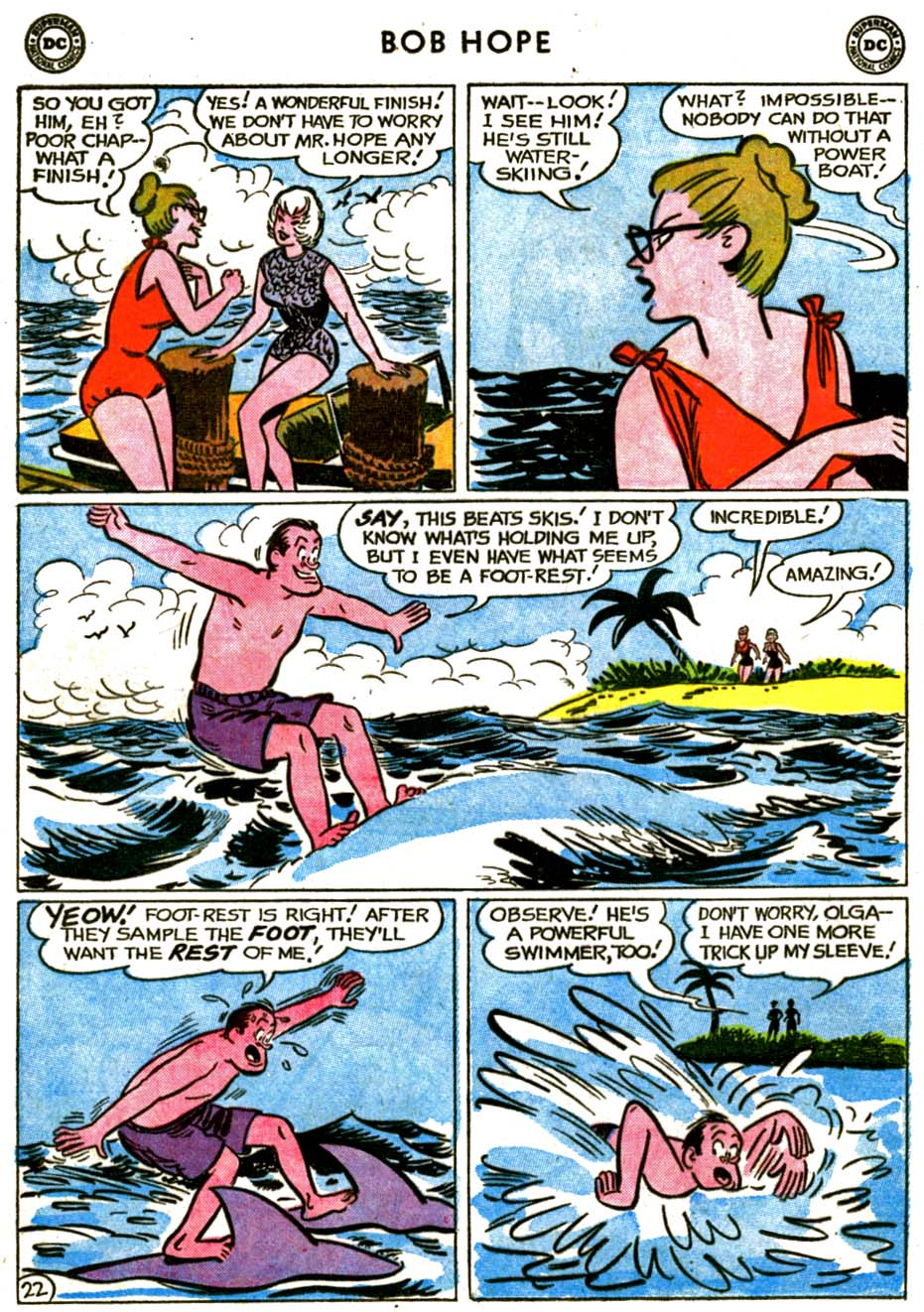 The Adventures of Bob Hope issue 72 - Page 28
