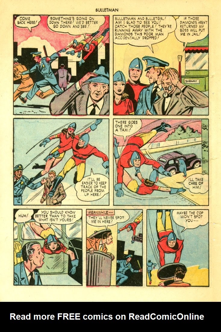 Bulletman issue 16 - Page 43