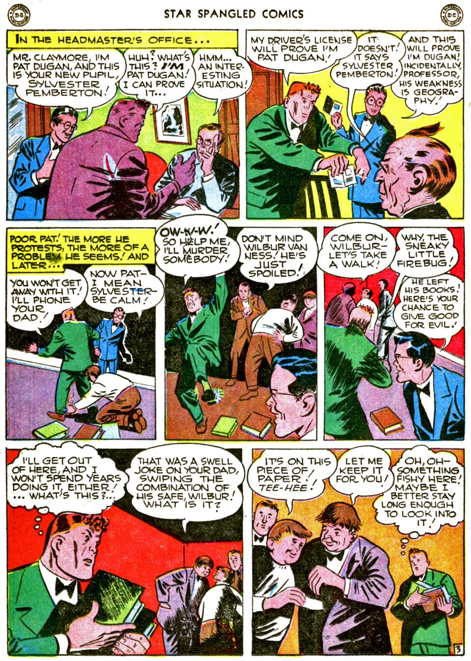 Star Spangled Comics (1941) issue 56 - Page 24