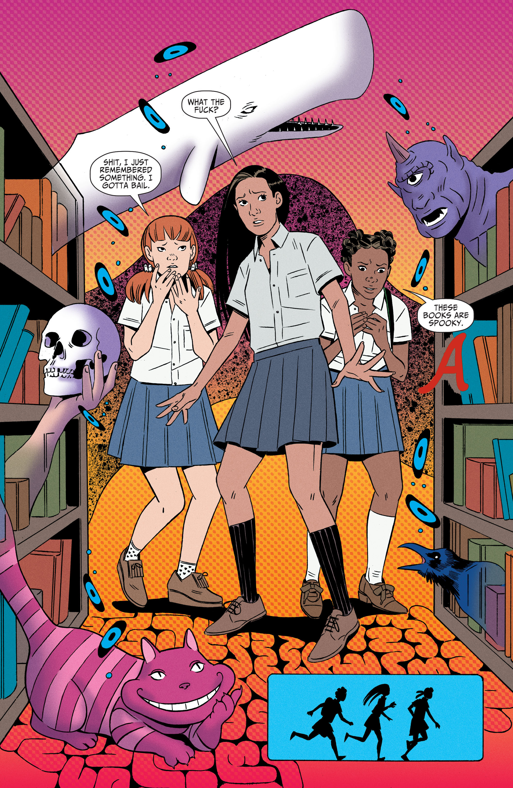 Read online Shade, the Changing Girl comic -  Issue #2 - 19