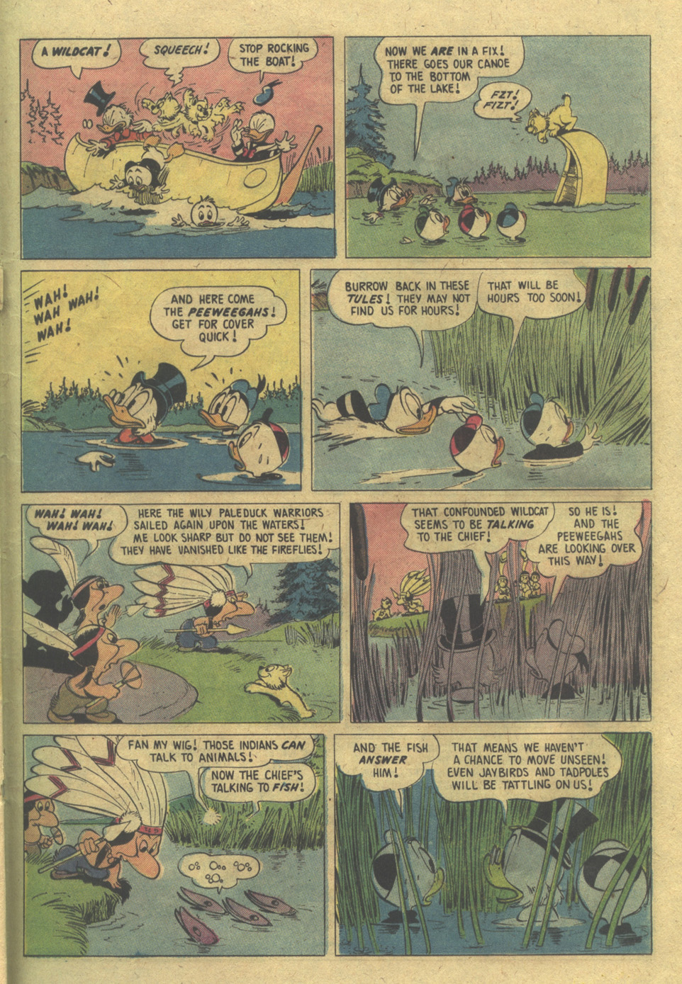 Read online Uncle Scrooge (1953) comic -  Issue #112 - 21