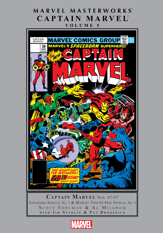 Marvel Masterworks: Captain Marvel TPB_5_(Part_1) Page 1