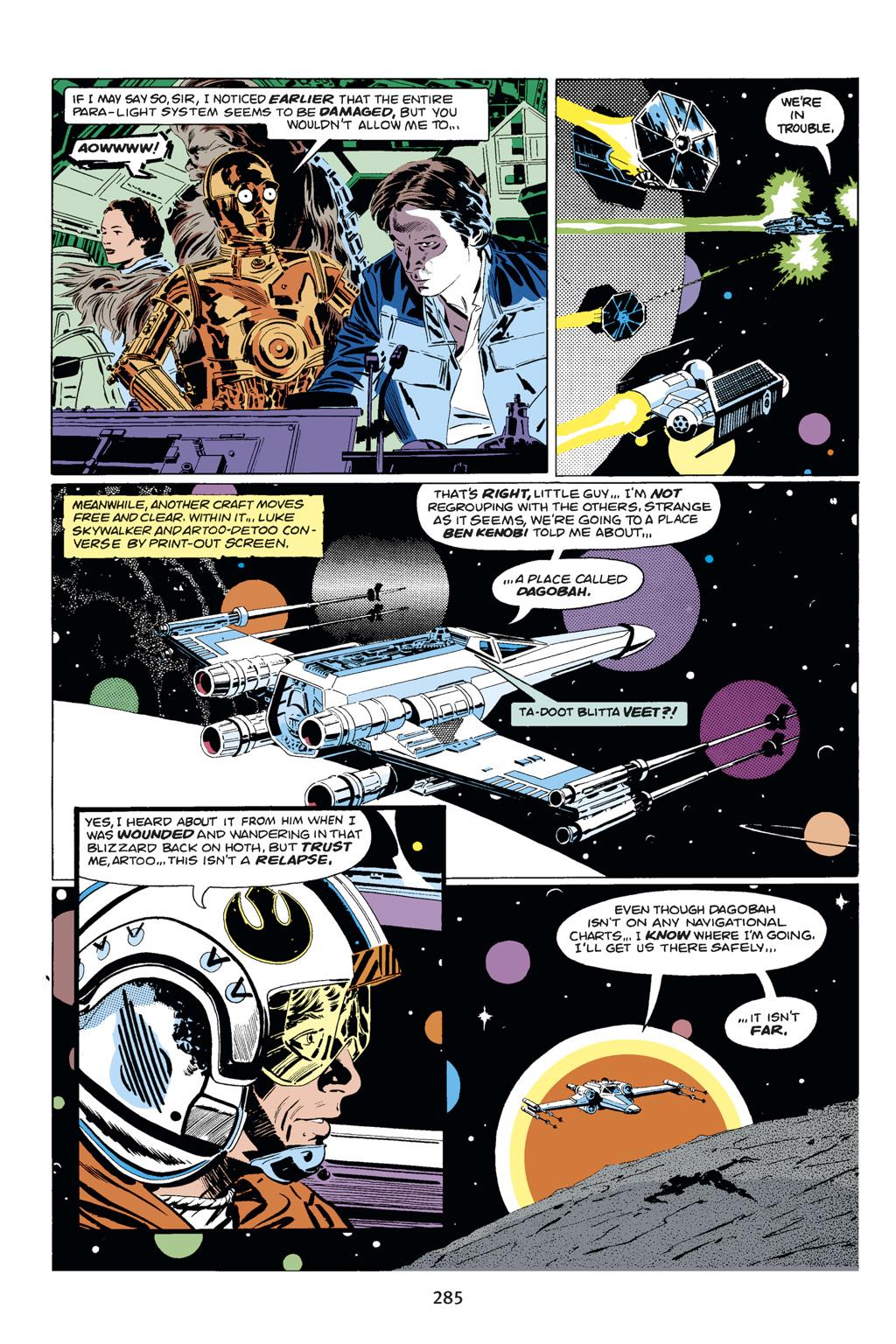 Read online Star Wars Omnibus comic -  Issue # Vol. 14 - 283
