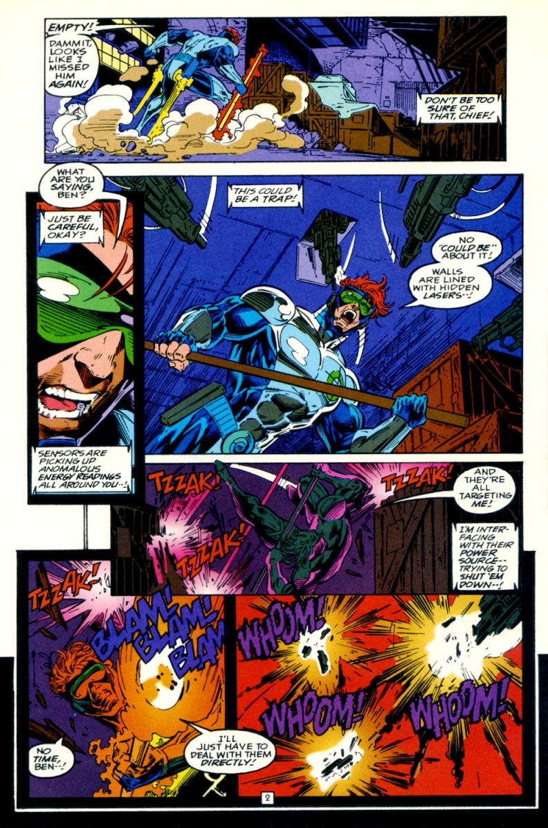 Read online Gunfire comic -  Issue #6 - 4