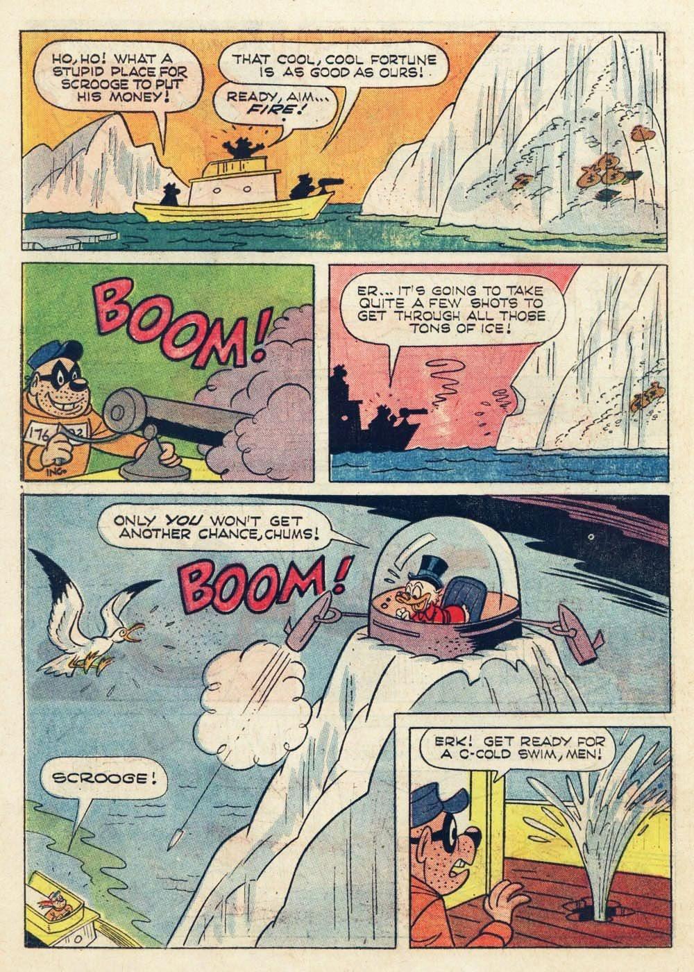 Walt Disney THE BEAGLE BOYS issue 6 - Page 22