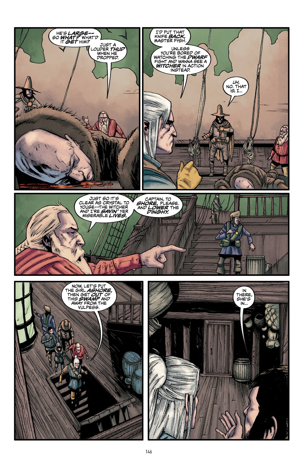 Read online The Witcher Omnibus comic -  Issue # TPB (Part 2) - 48