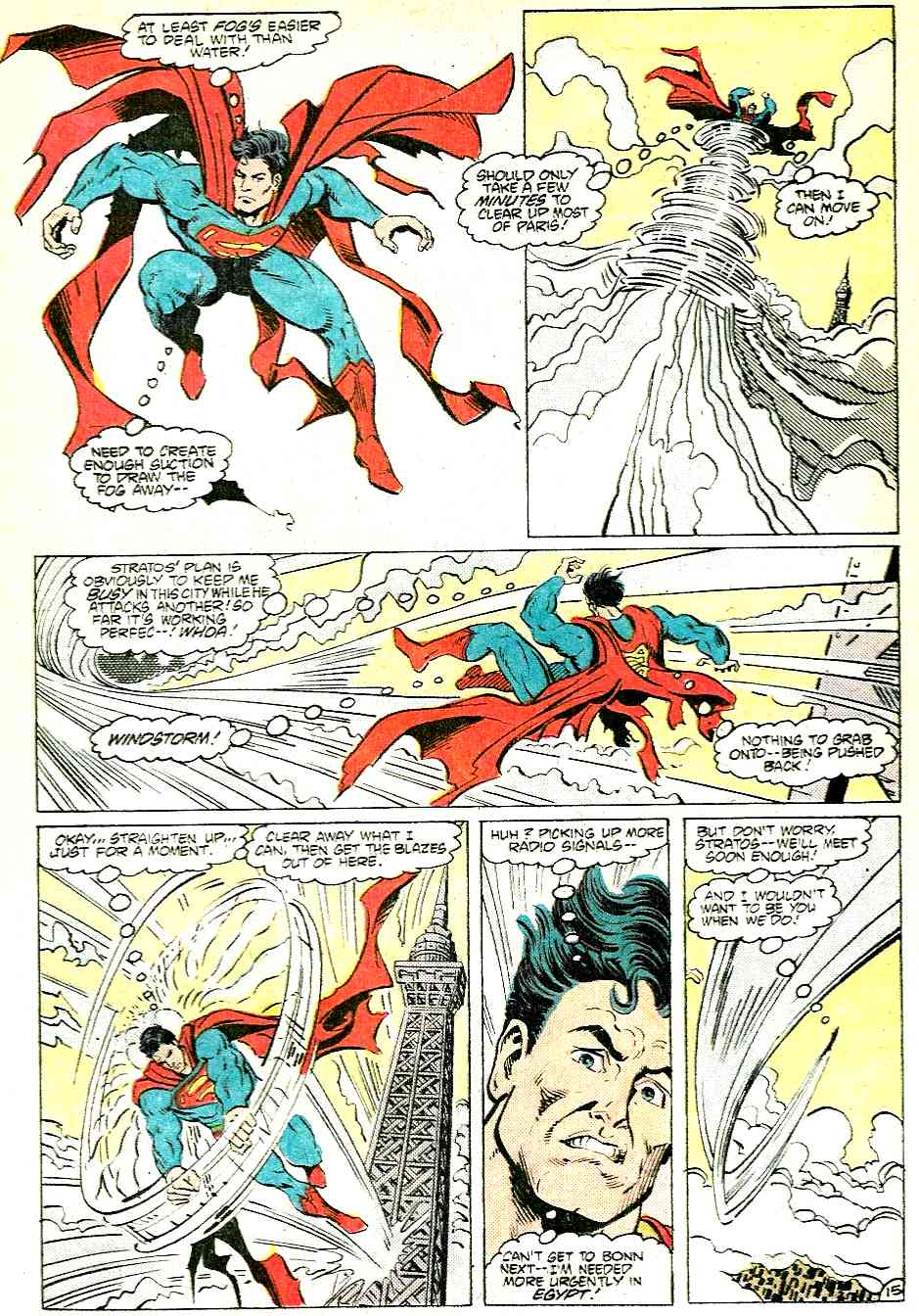 Read online Adventures of Superman (1987) comic -  Issue #431 - 15