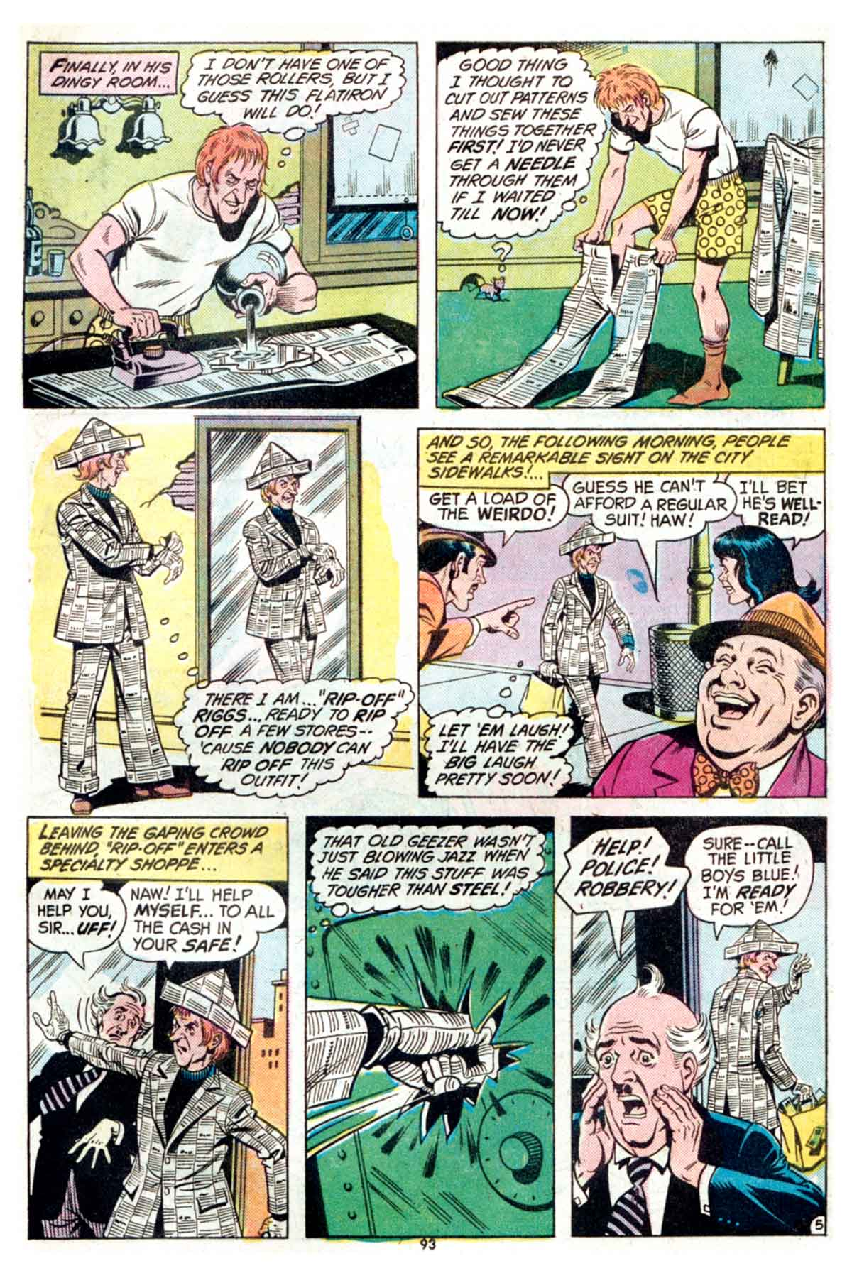 Read online Shazam! (1973) comic -  Issue #15 - 93