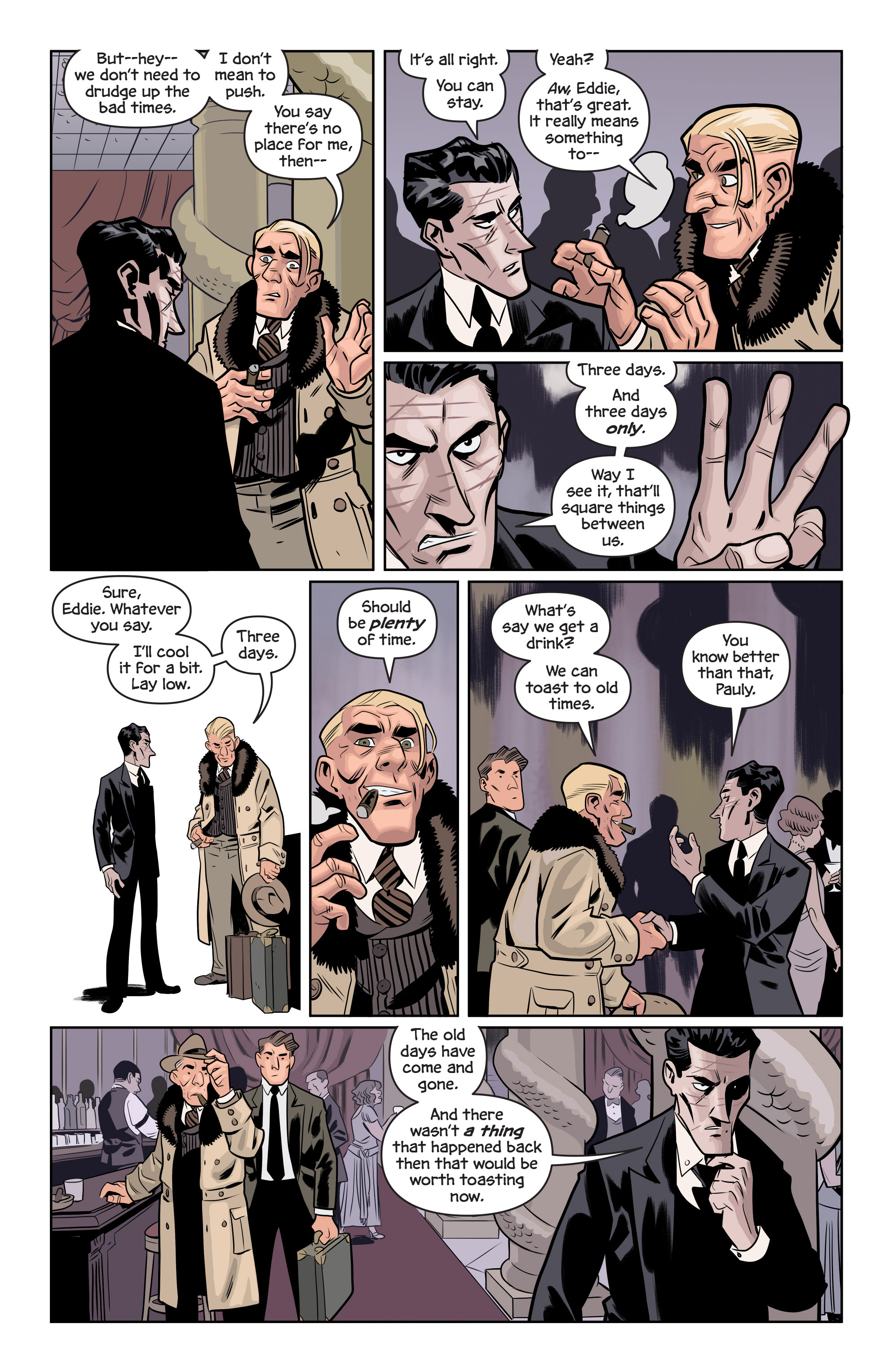 Read online The Damned comic -  Issue #1 - 14