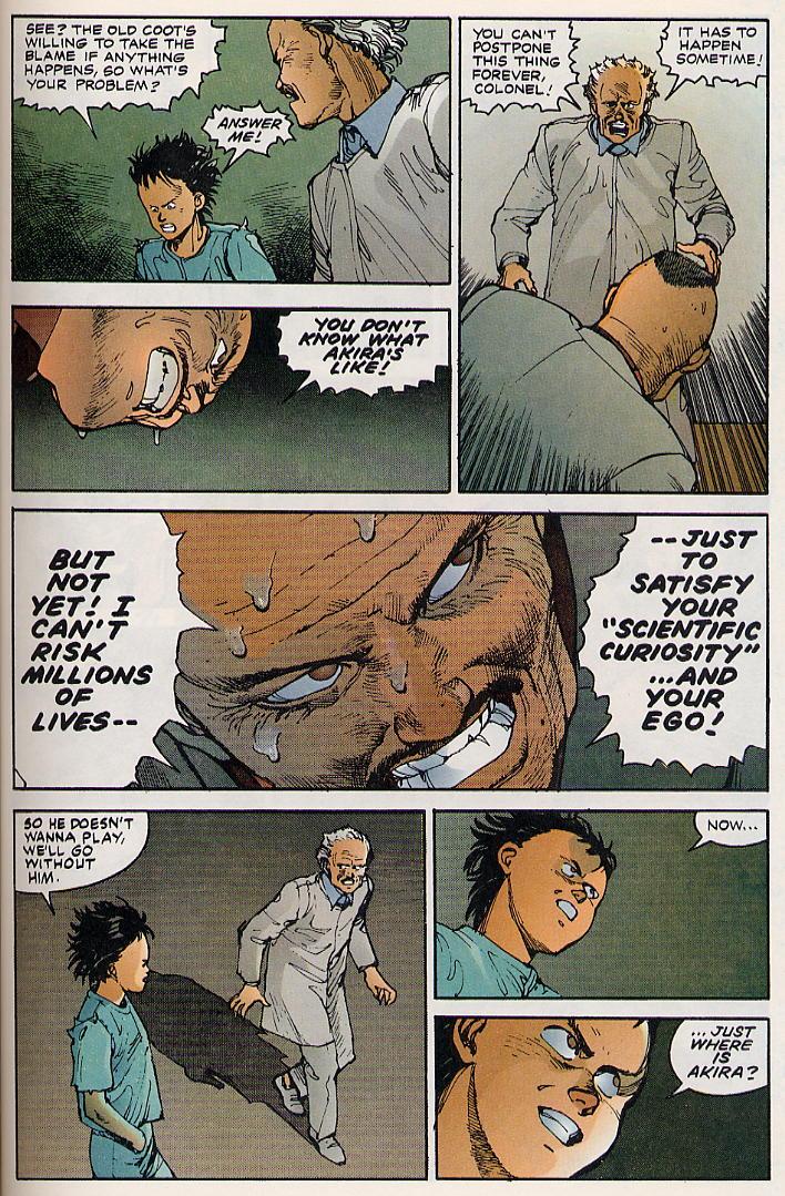 Read online Akira comic -  Issue #8 - 47