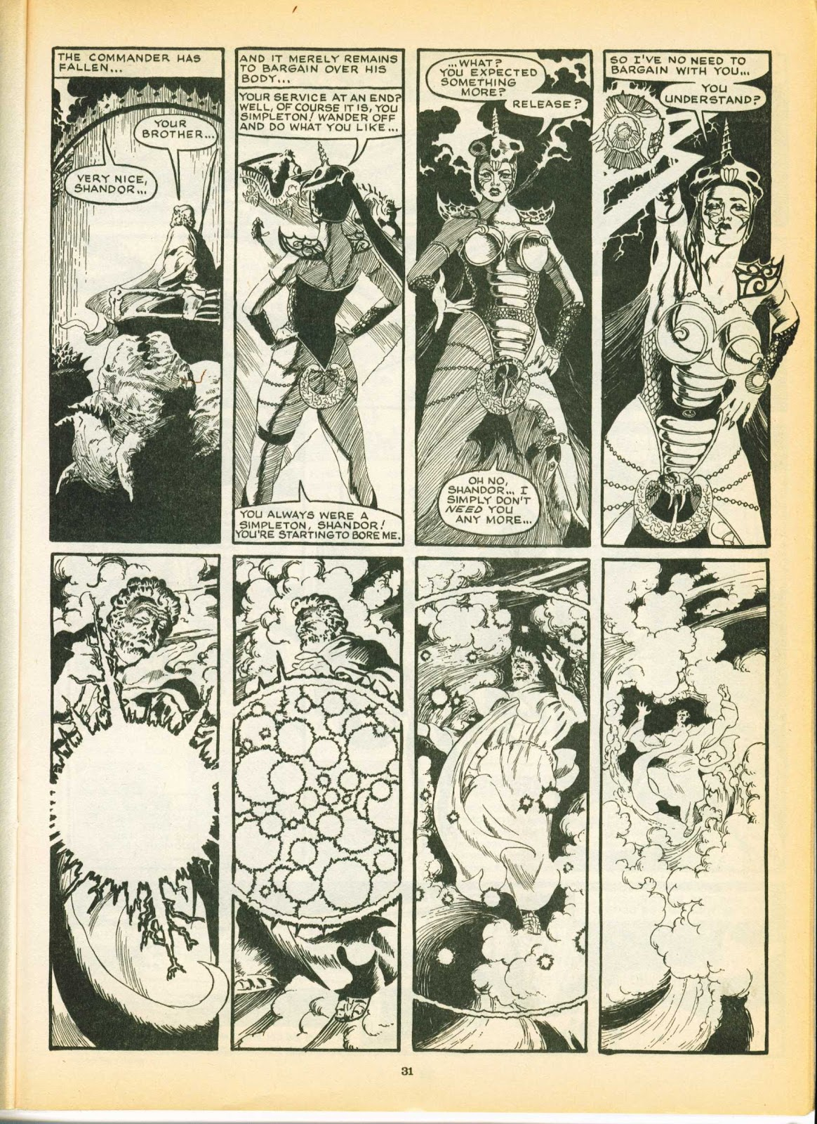 Warrior Issue #8 #9 - English 31