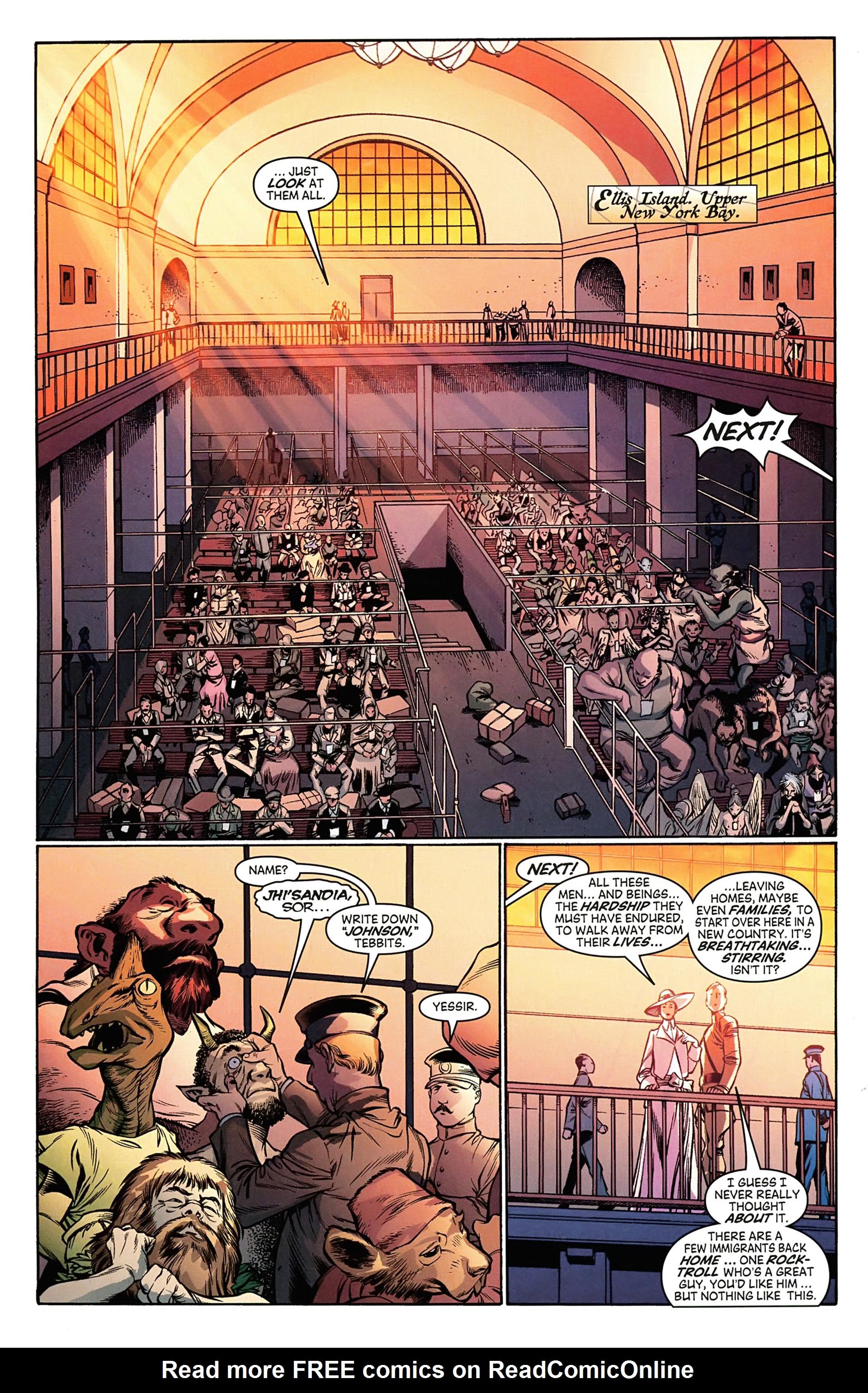 Read online Arrowsmith comic -  Issue #2 - 11