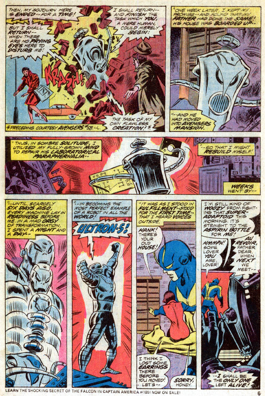 The Avengers (1963) 135 Page 4