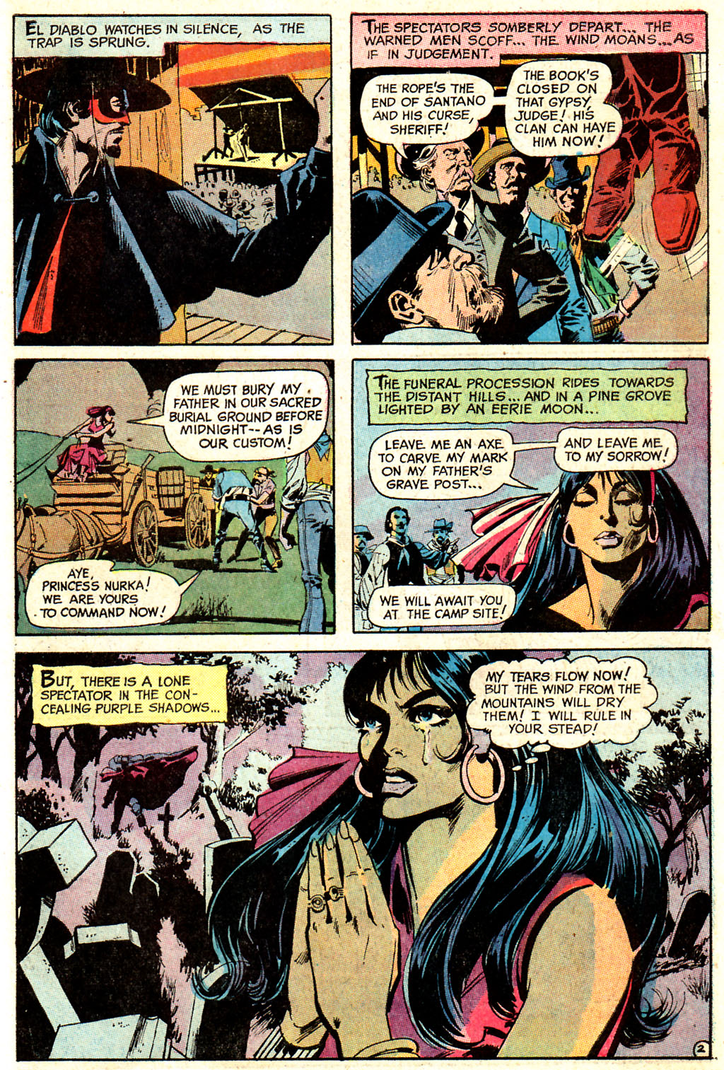 Read online All-Star Western (1970) comic -  Issue #7 - 39