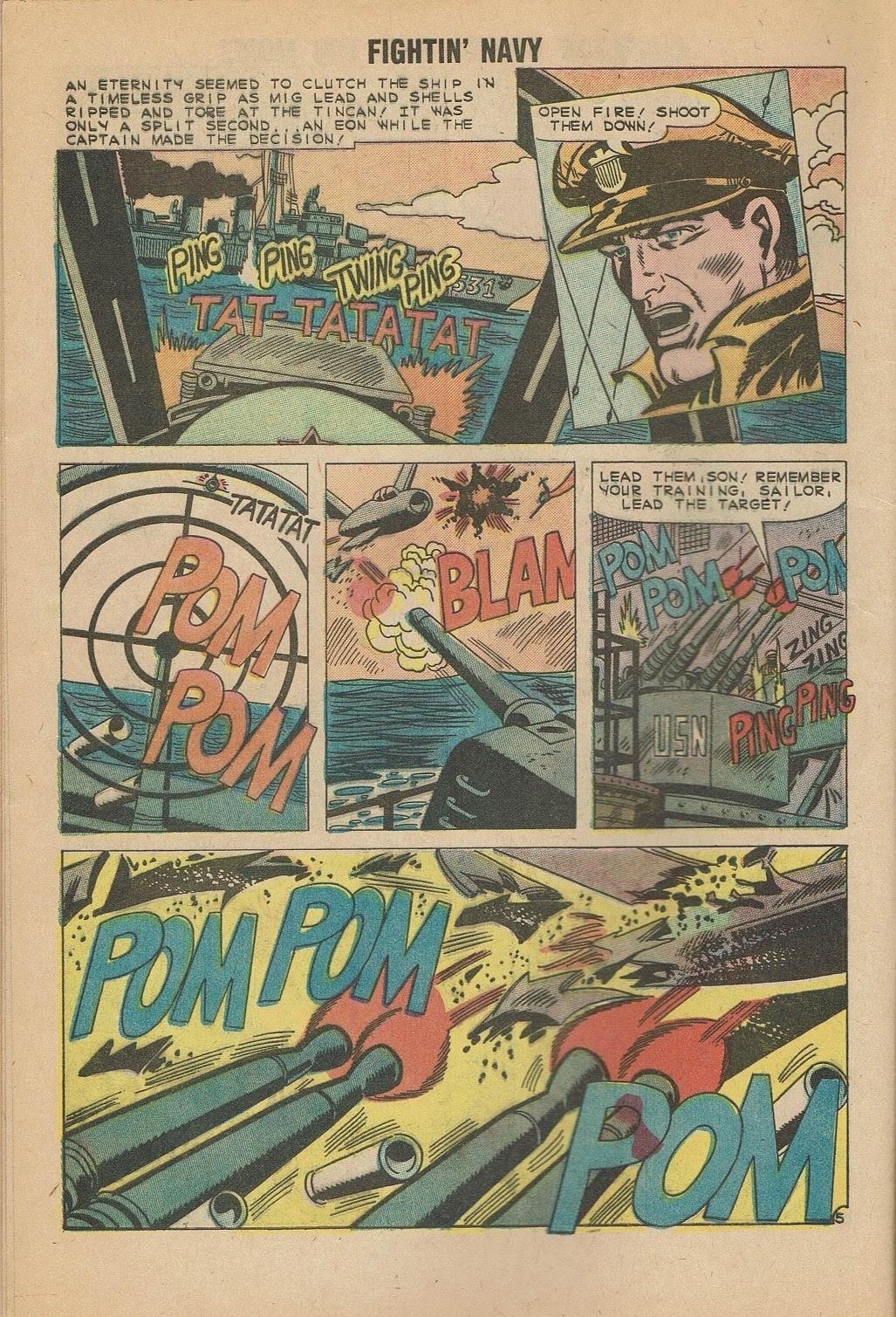 Read online Fightin' Navy comic -  Issue #95 - 8