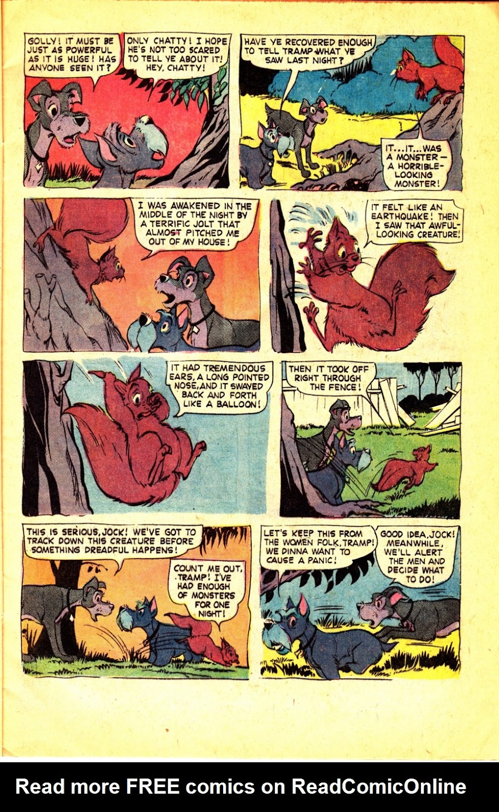 Scamp (1967) issue 6 - Page 5