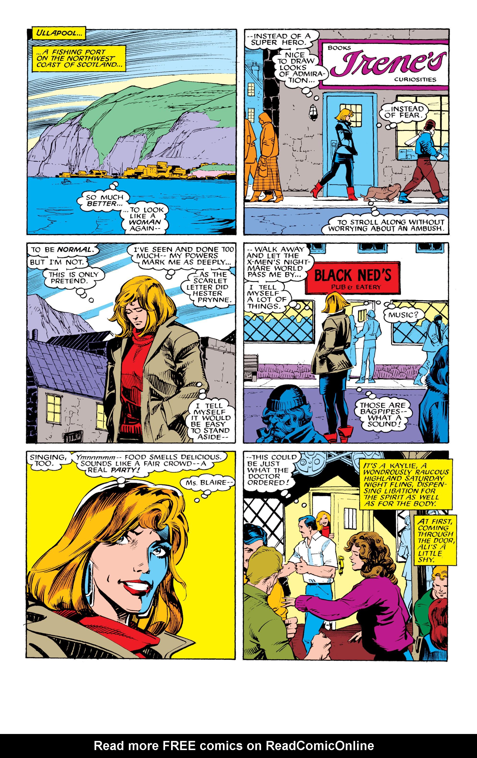 Read online Uncanny X-Men (1963) comic -  Issue #217 - 13