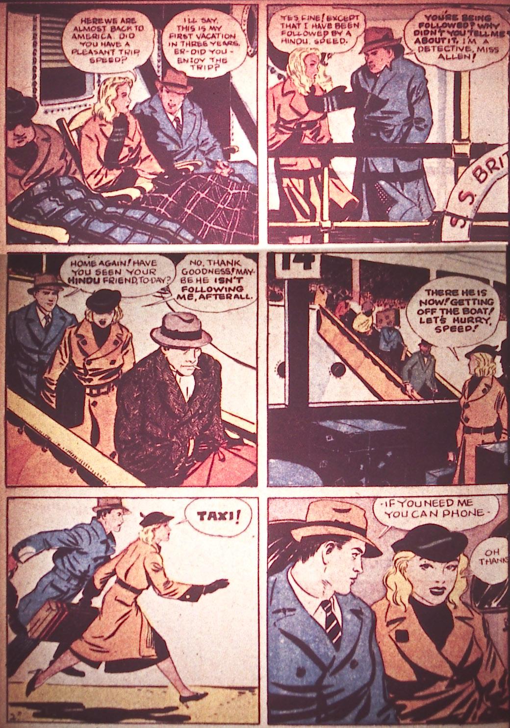 Detective Comics (1937) 10 Page 3