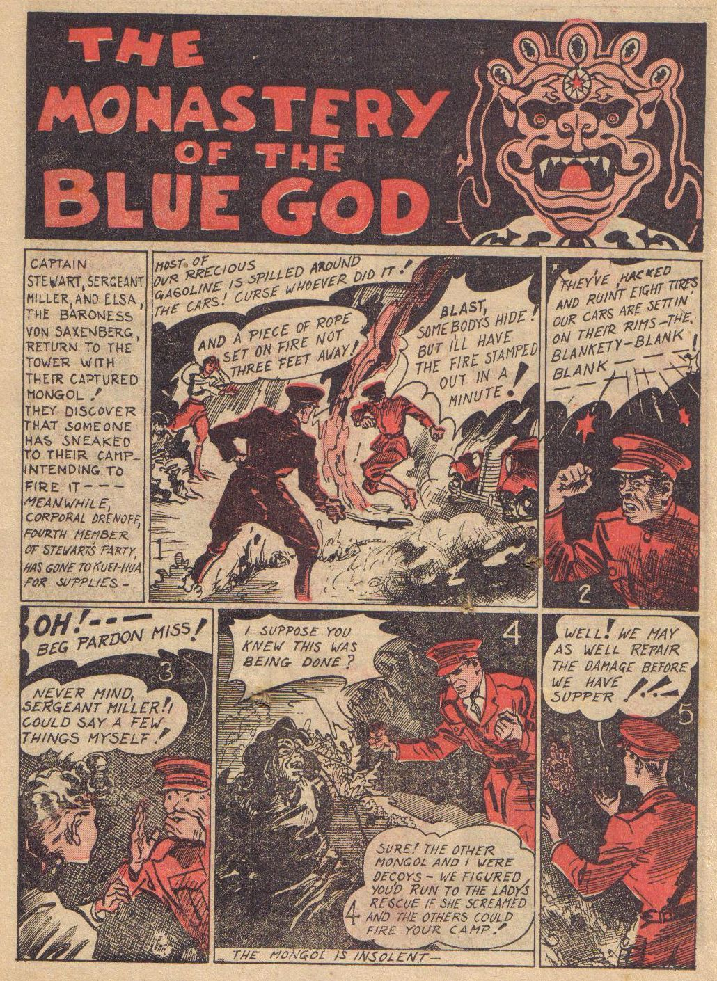 Read online Adventure Comics (1938) comic -  Issue #24 - 56