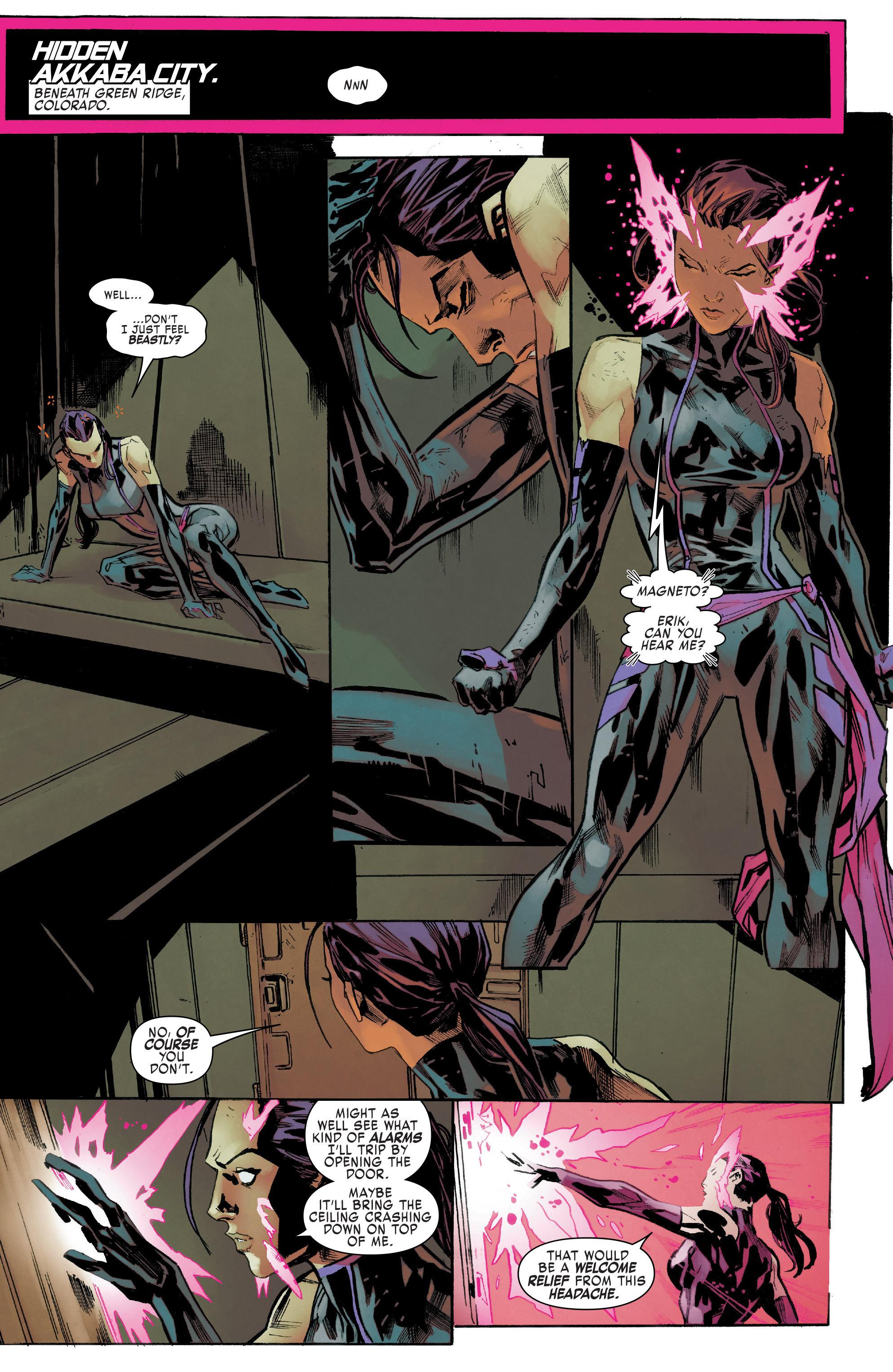 Read online Uncanny X-Men (2016) comic -  Issue #8 - 4