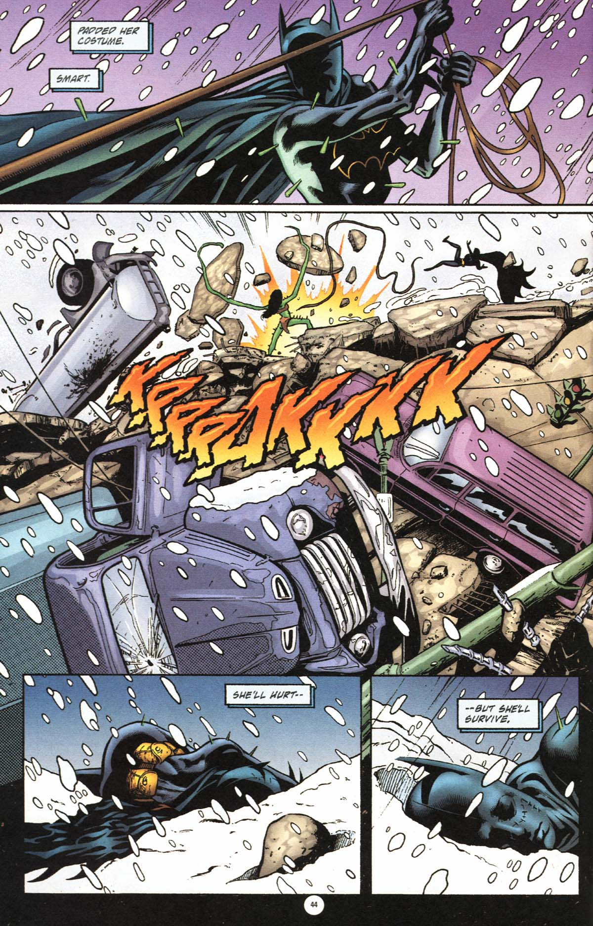 Read online Batman: No Man's Land comic -  Issue #0 - 40