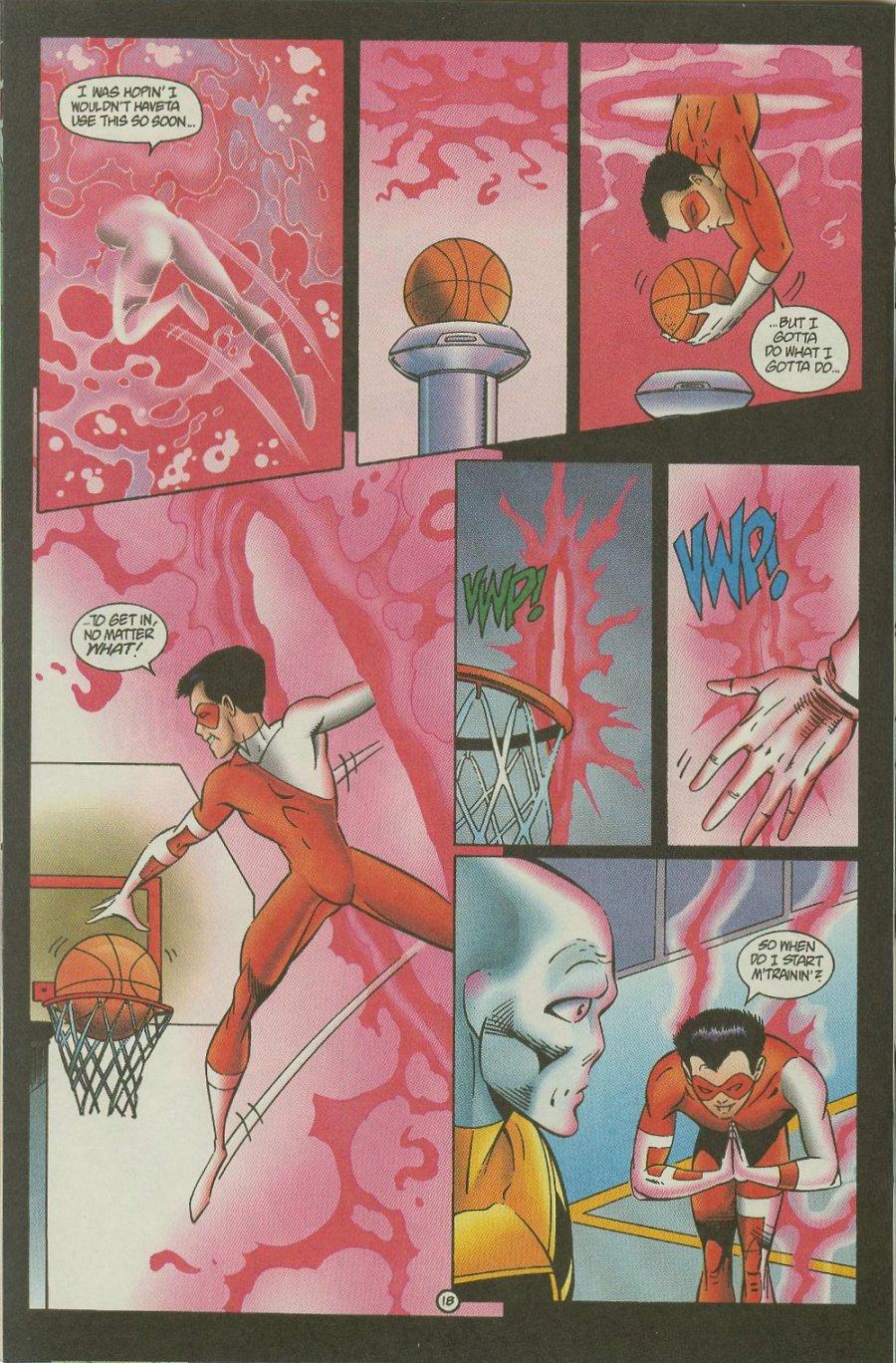 Read online Siren comic -  Issue #2 - 20