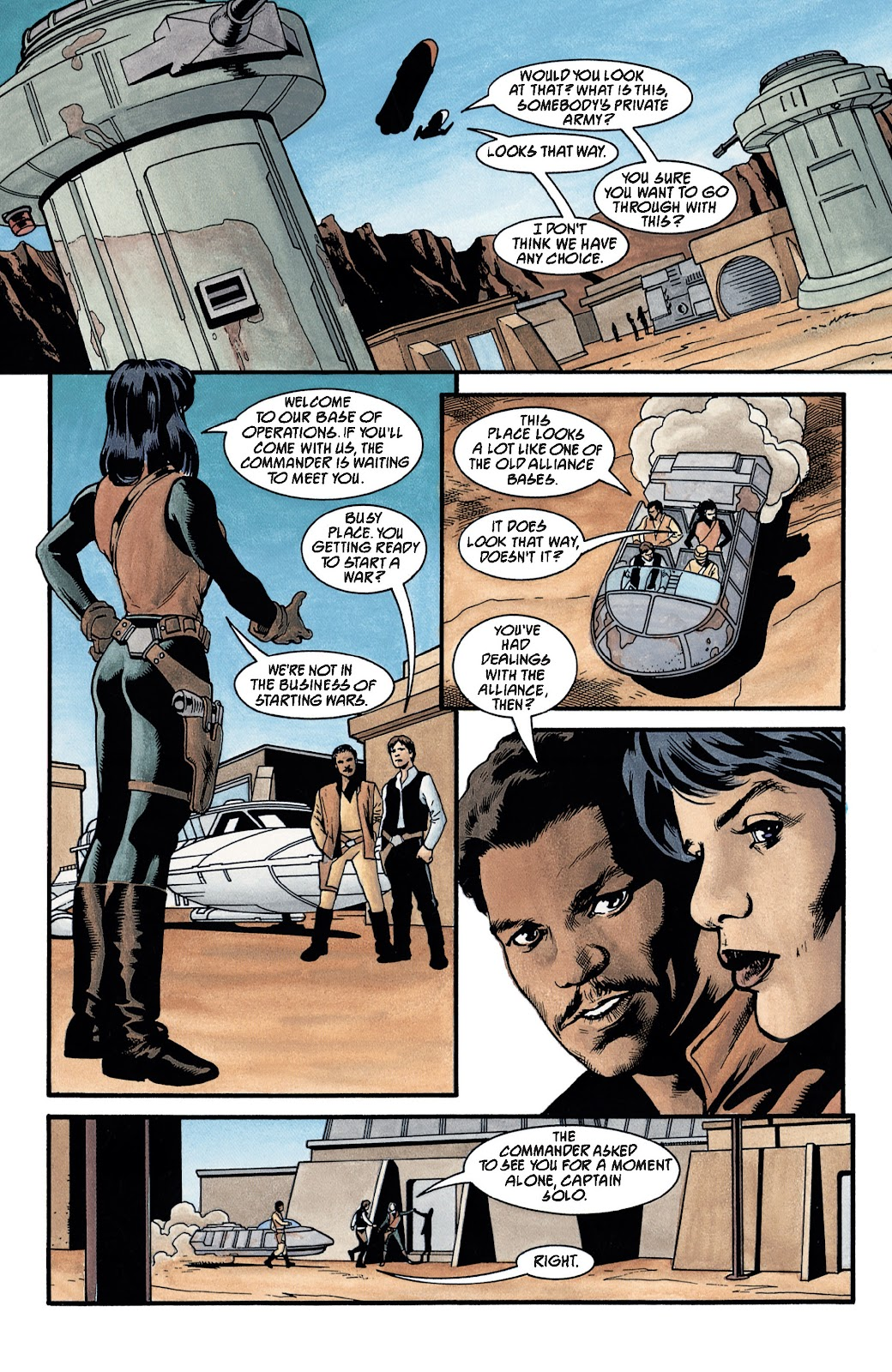 Read online Star Wars Legends: The New Republic - Epic Collection comic -  Issue # TPB 4 (Part 2) - 100