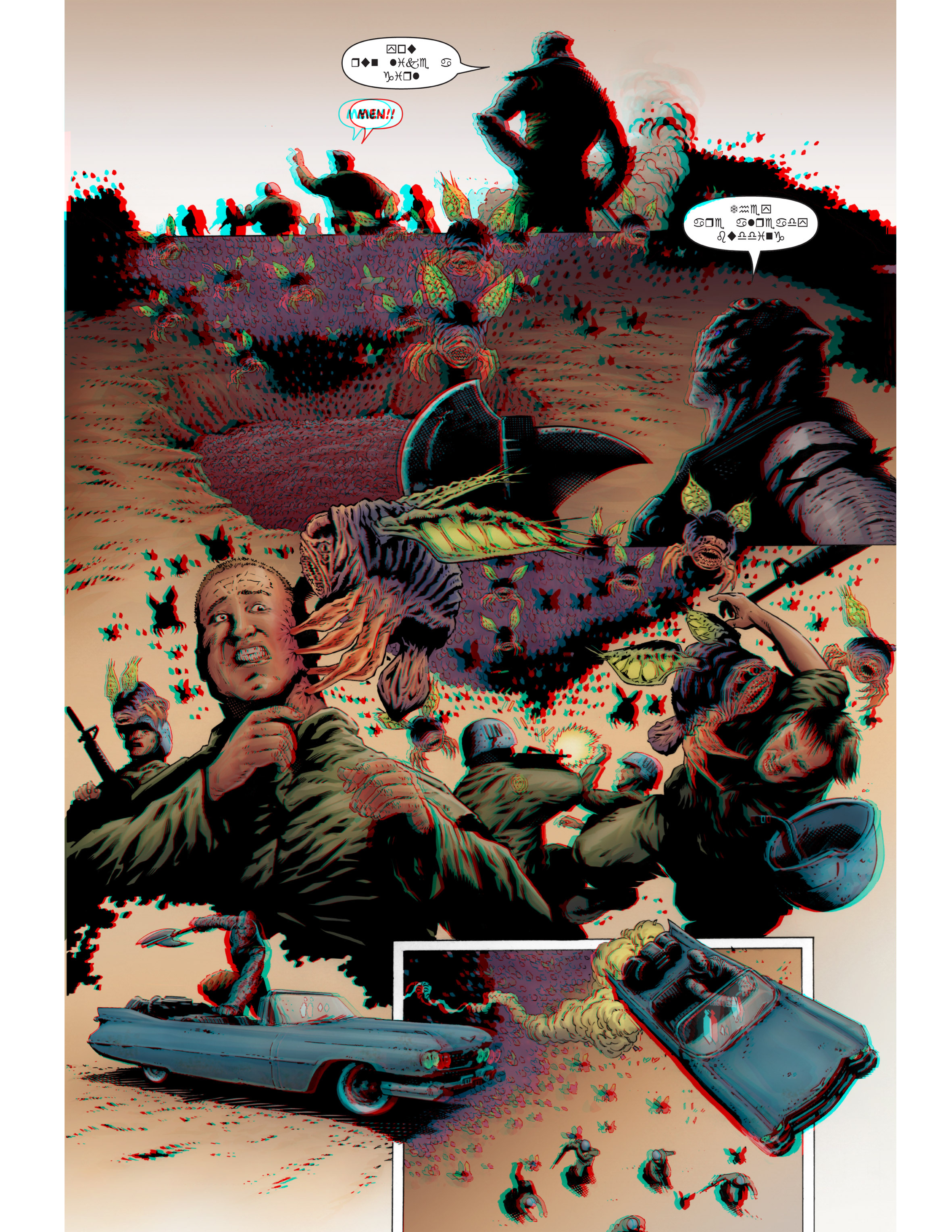 Read online Bad Planet comic -  Issue # TPB - 66