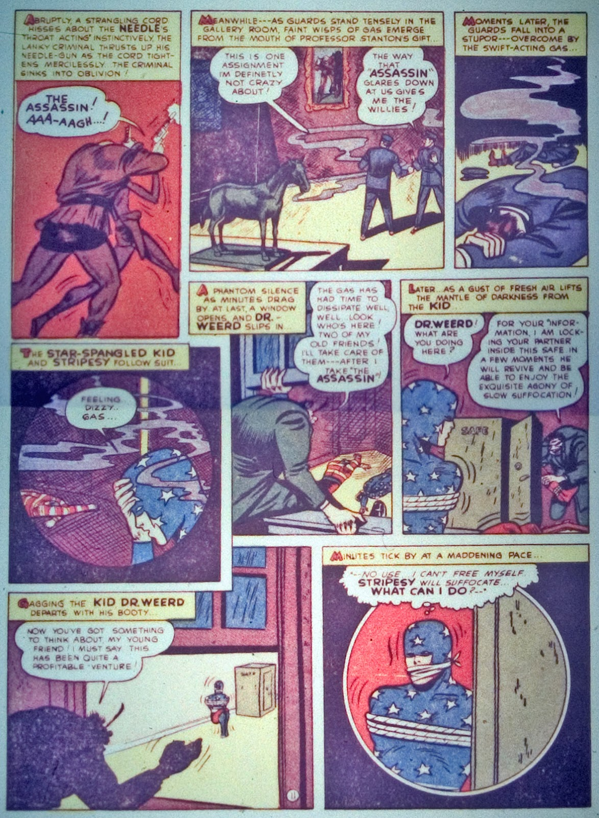 Star Spangled Comics (1941) issue 7 - Page 64