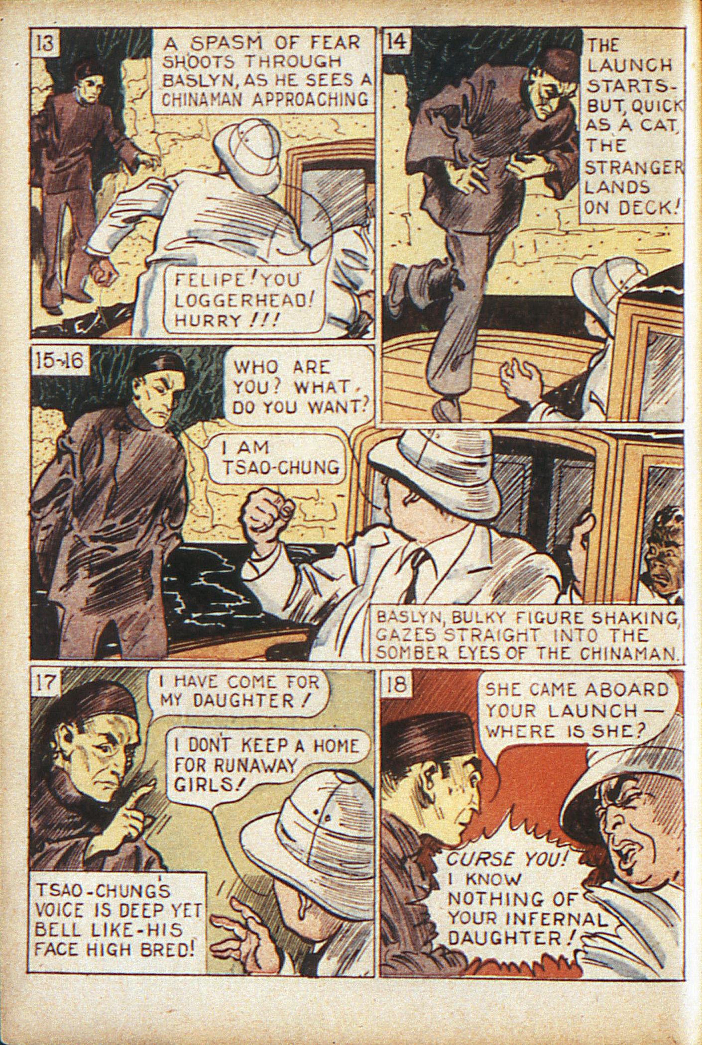 Read online Adventure Comics (1938) comic -  Issue #10 - 19