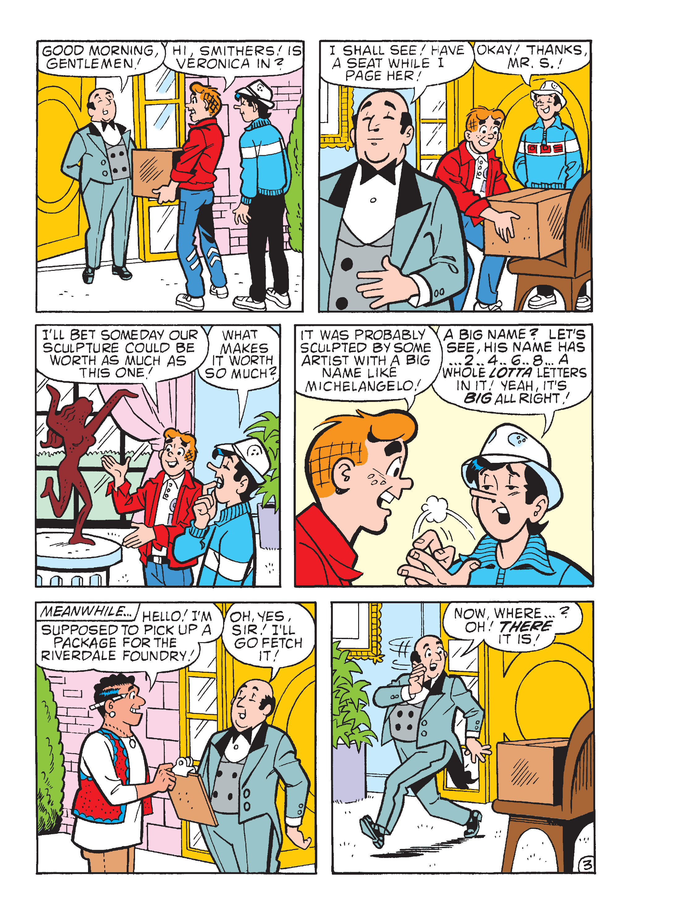 Read online Archie Giant Comics Collection comic -  Issue #Archie Giant Comics Collection TPB (Part 2) - 78