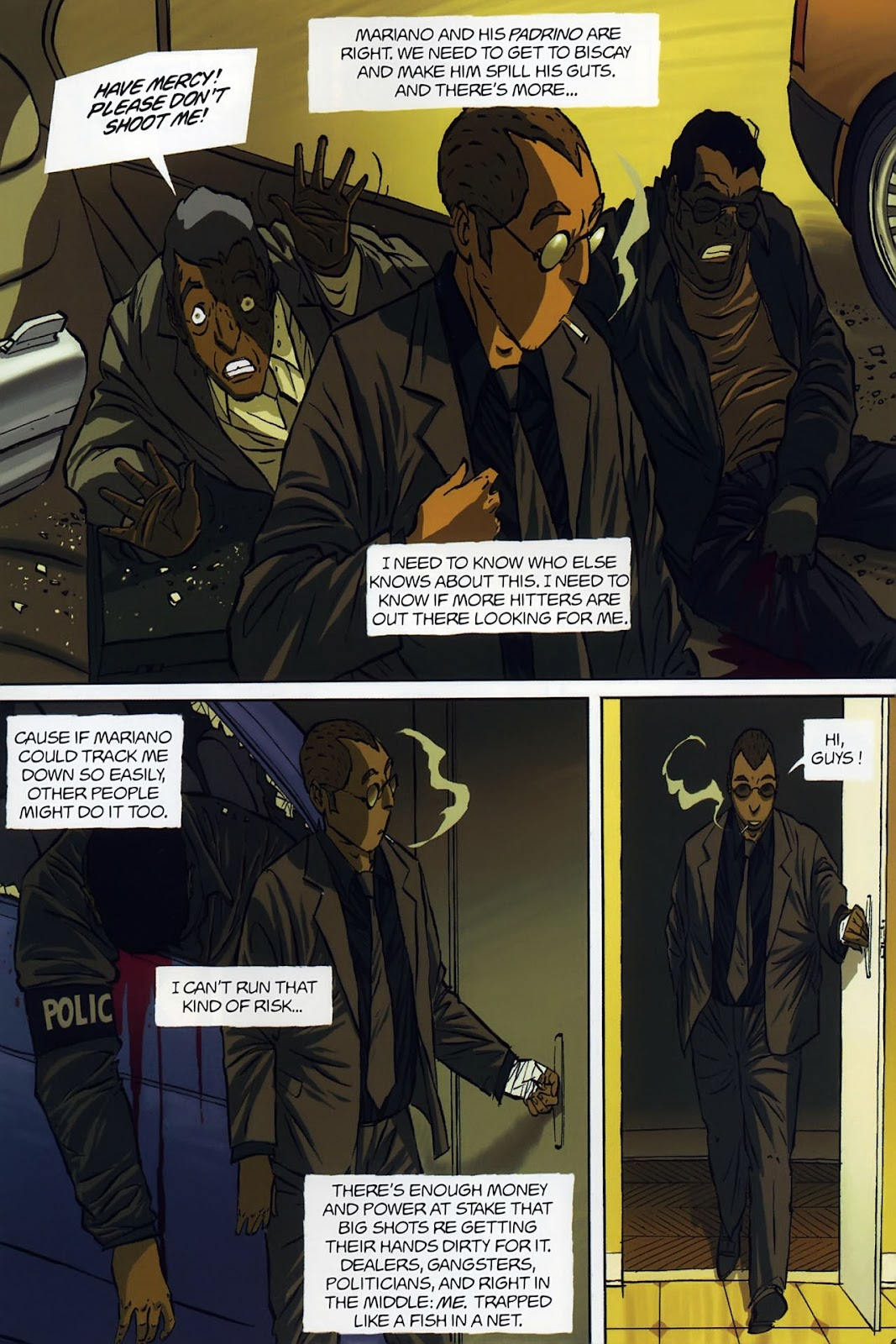 Read online The Killer comic -  Issue #8 - 24