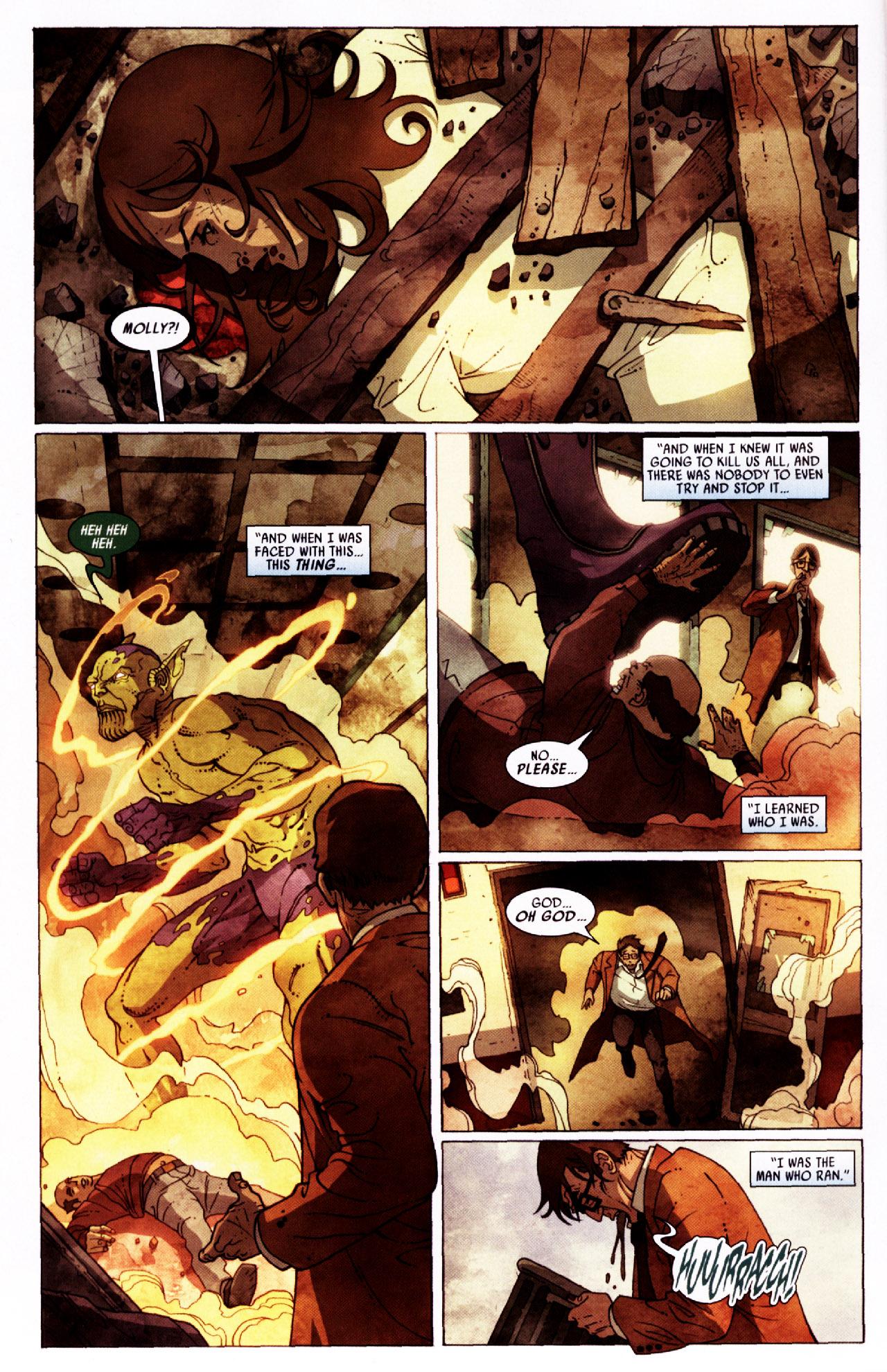 Read online Secret Invasion: Front Line comic -  Issue #2 - 6
