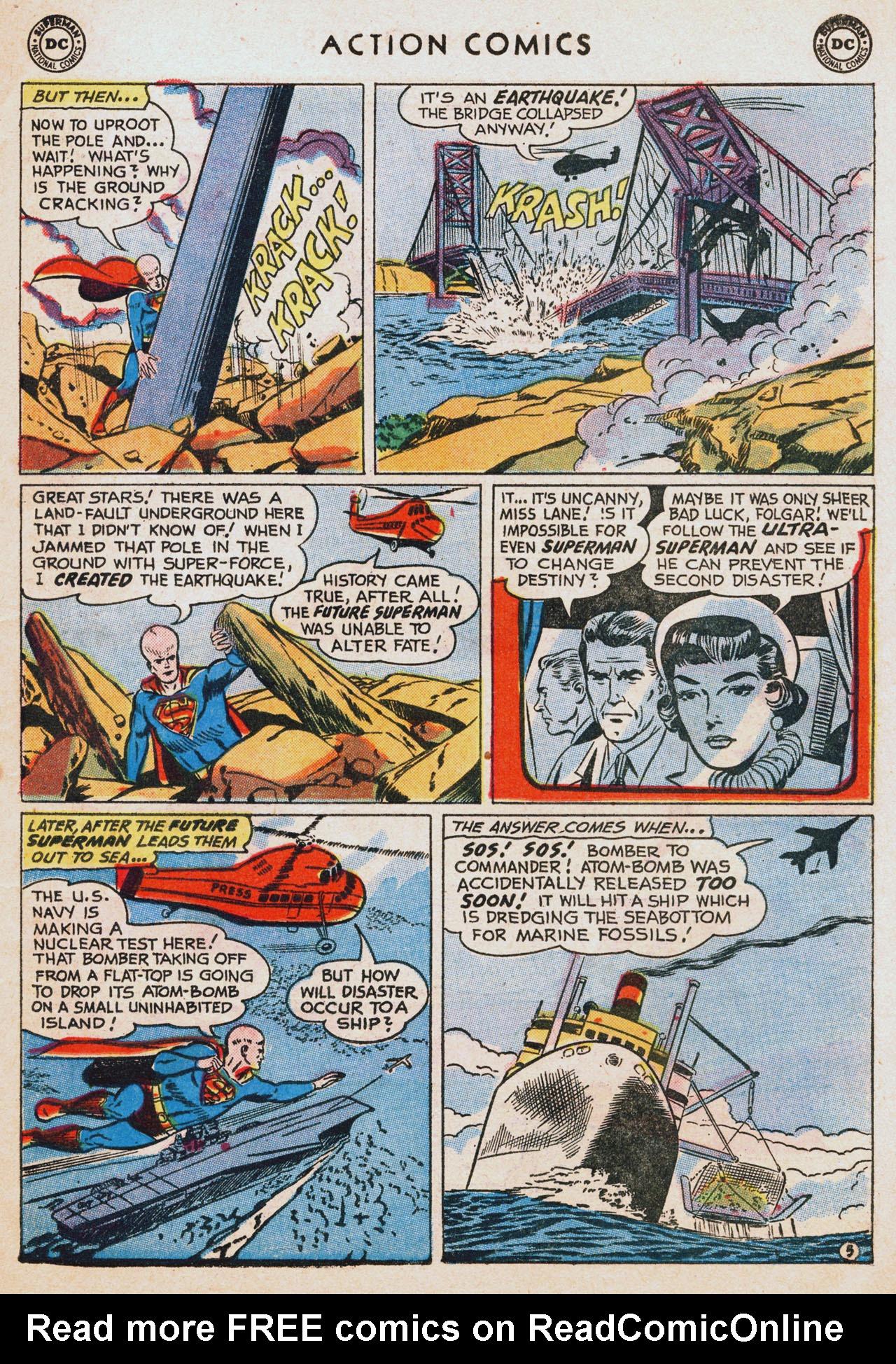 Action Comics (1938) 256 Page 6