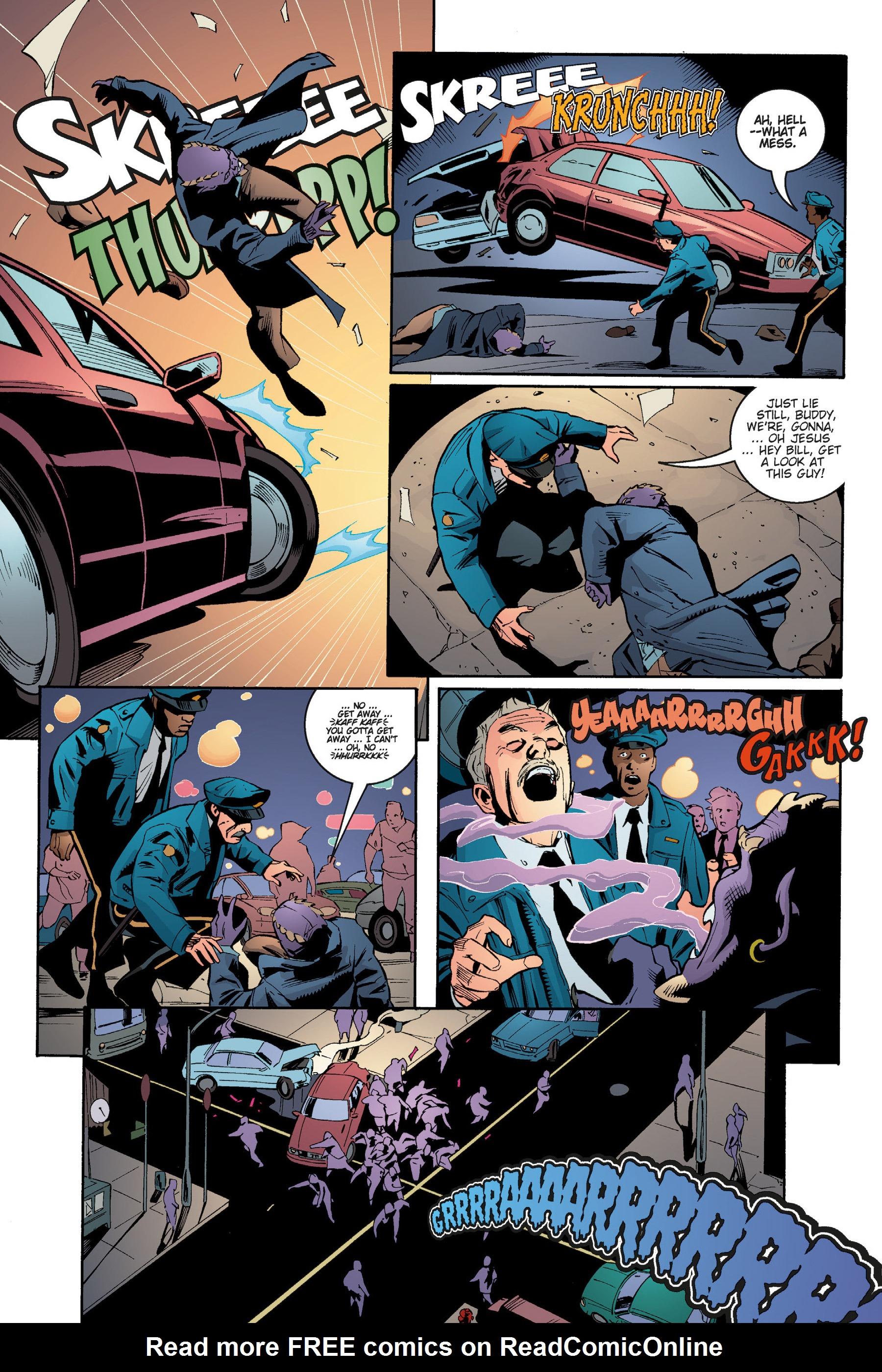 Read online Buffy the Vampire Slayer: Omnibus comic -  Issue # TPB 5 - 206