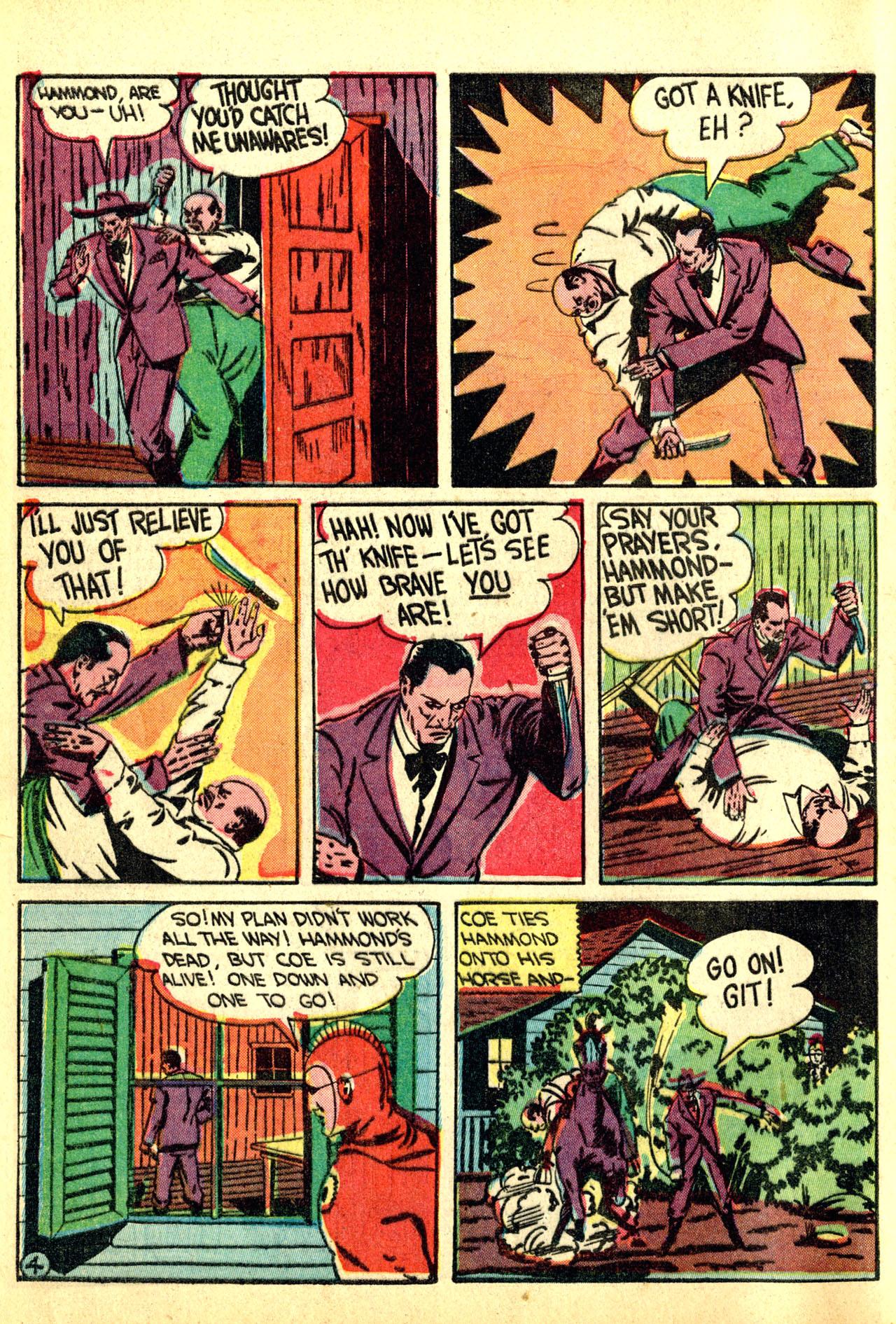 Read online Detective Comics (1937) comic -  Issue #50 - 28