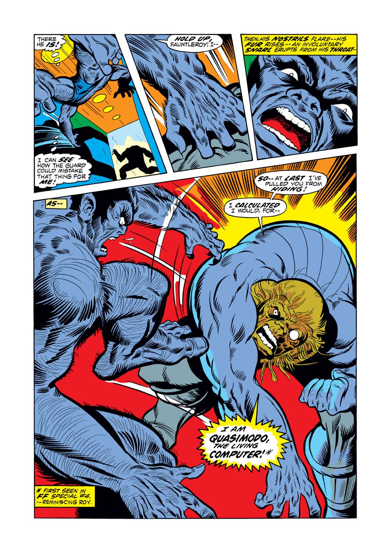 Read online Amazing Adventures (1970) comic -  Issue #14 - 15