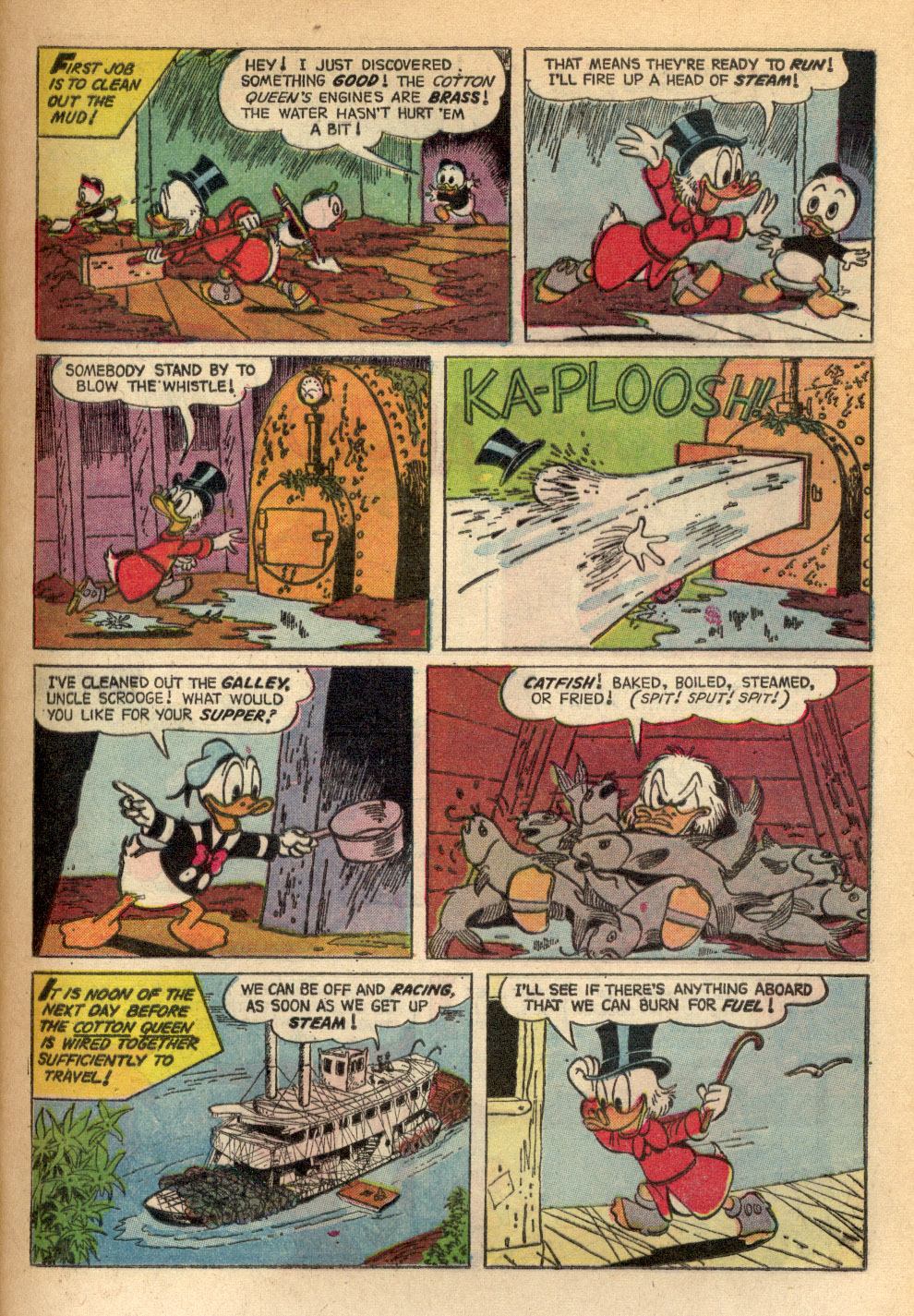Read online Uncle Scrooge (1953) comic -  Issue #72 - 13